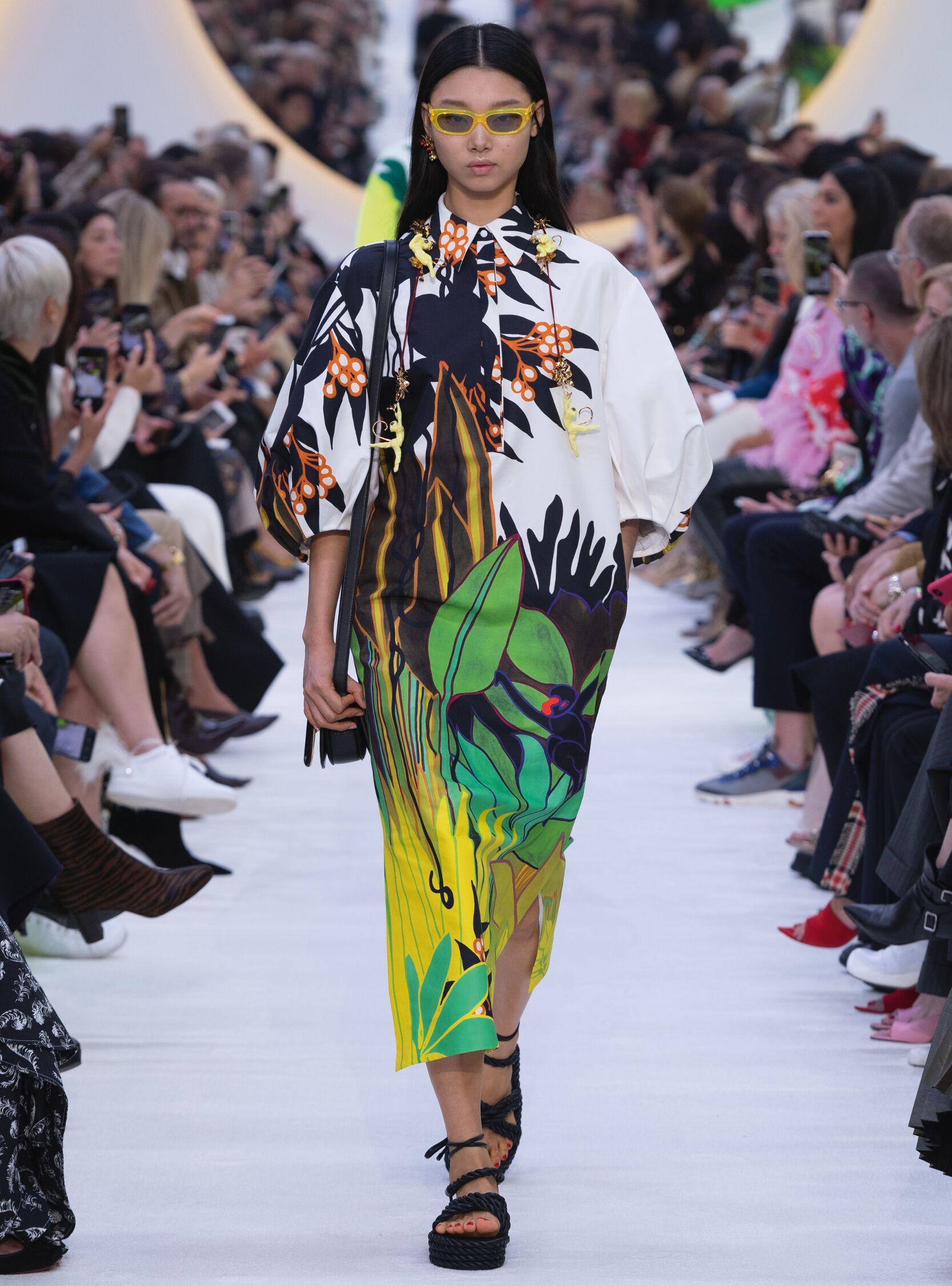 Spring 2020 Womenswear Valentino