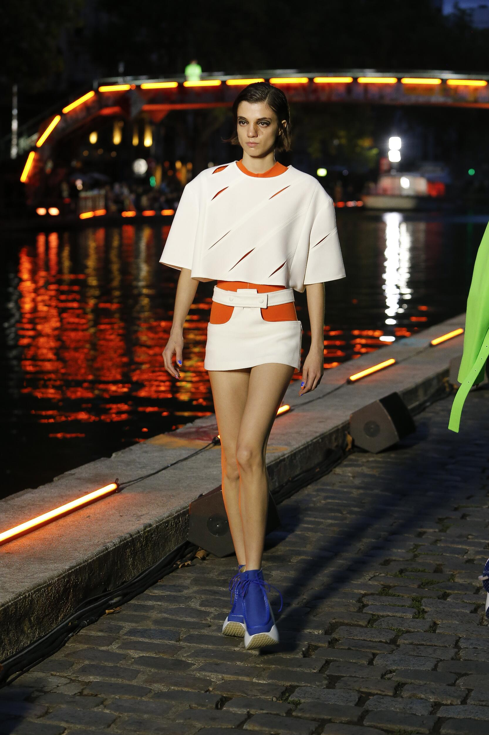 Spring Fashion Trends 2020 Courrèges
