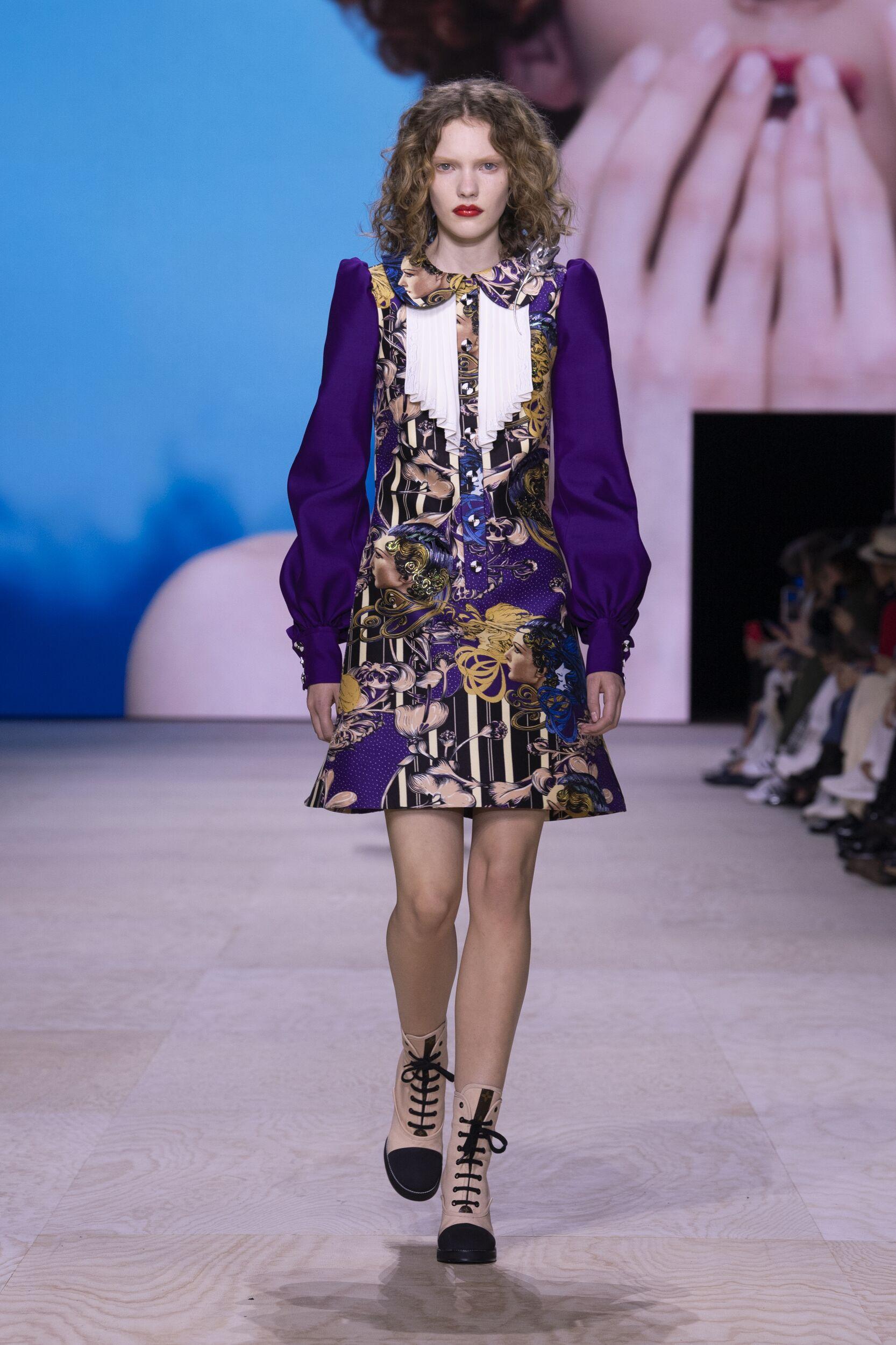 Spring Fashion Trends 2020 Louis Vuitton