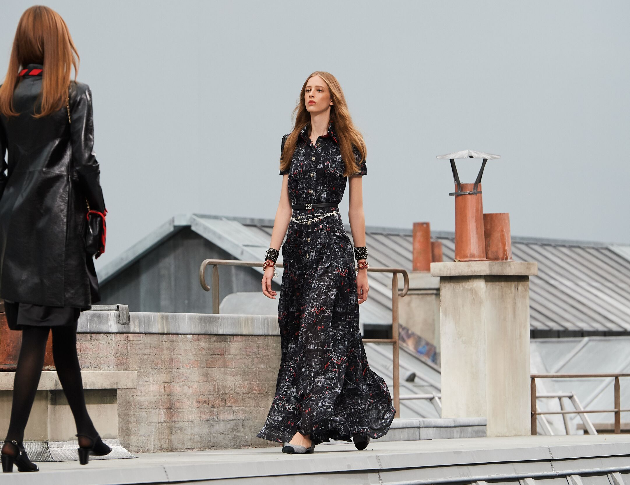 Spring Summer 2020 Woman Paris Chanel Collection