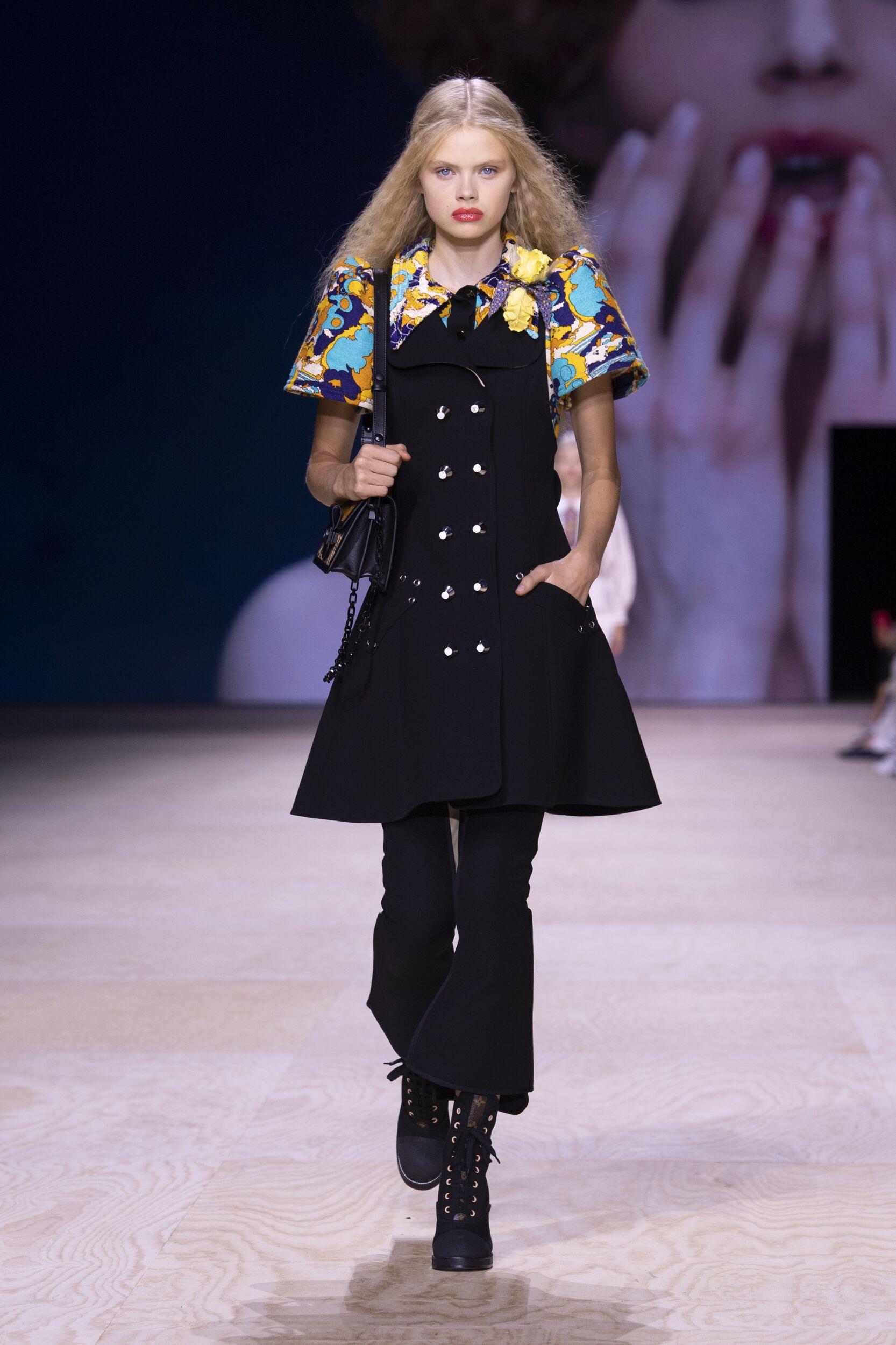 Spring Summer 2020 Woman Paris Louis Vuitton Collection