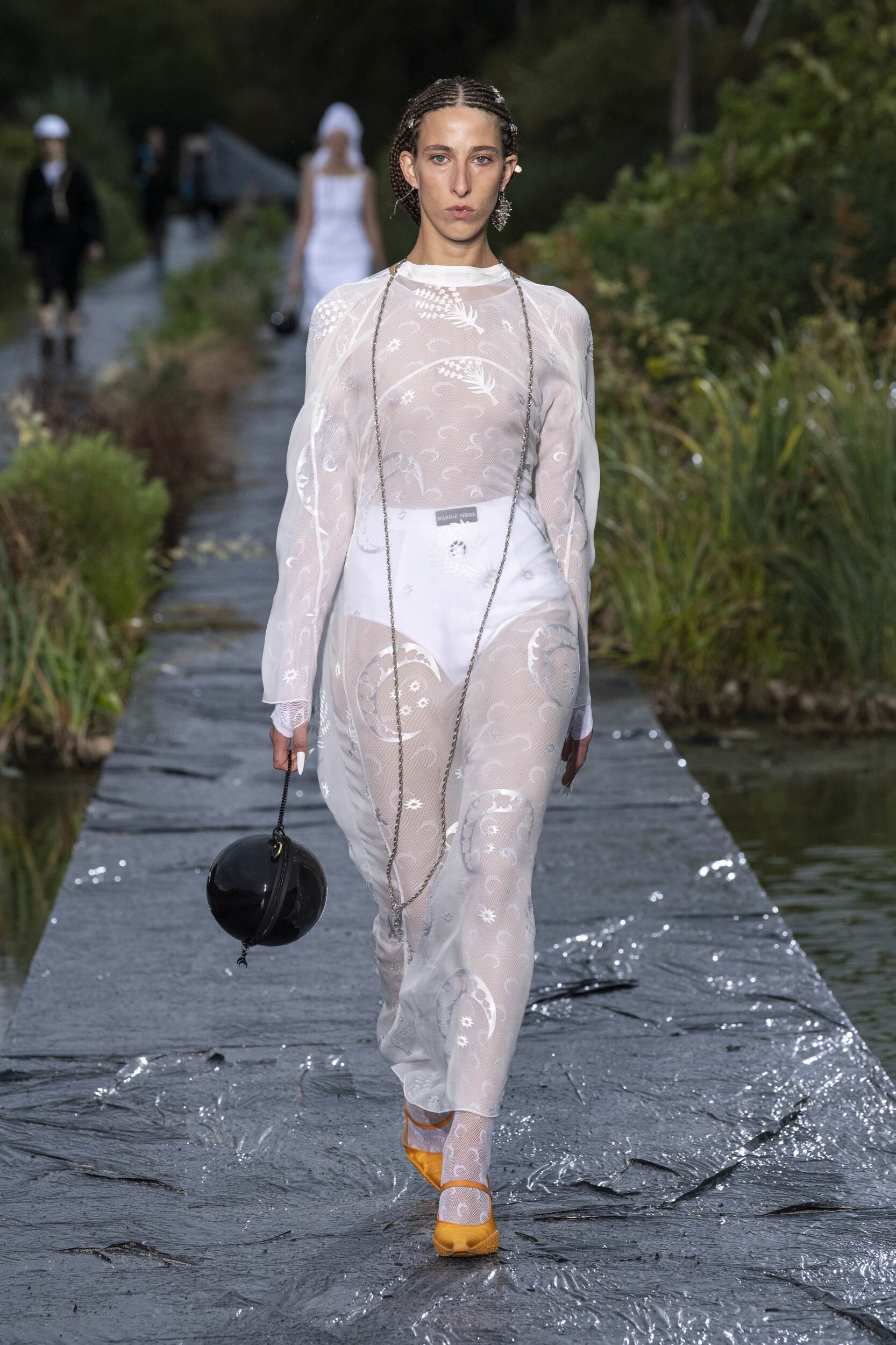 Spring Summer 2020 Woman Paris Marine Serre Collection