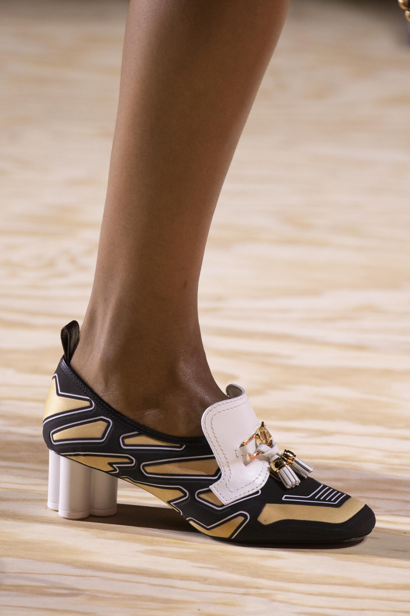 Spring Summer 2020 Woman Shoes Louis Vuitton Collection