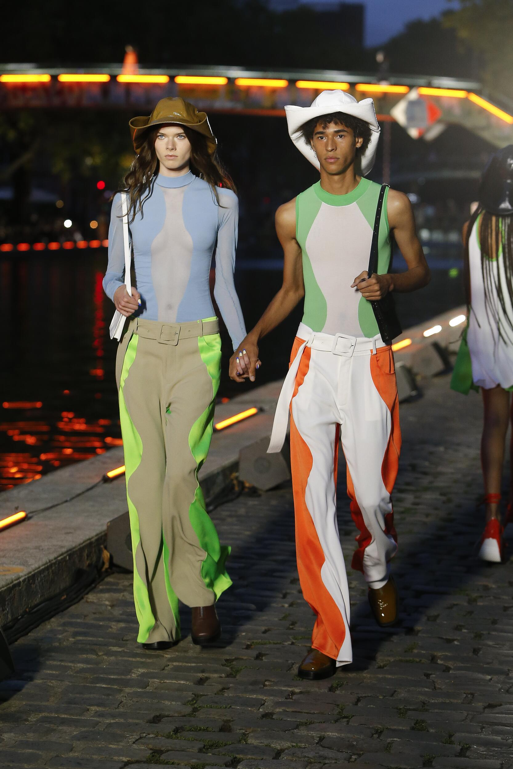 Spring Summer 2020 Women Paris Courrèges Collection