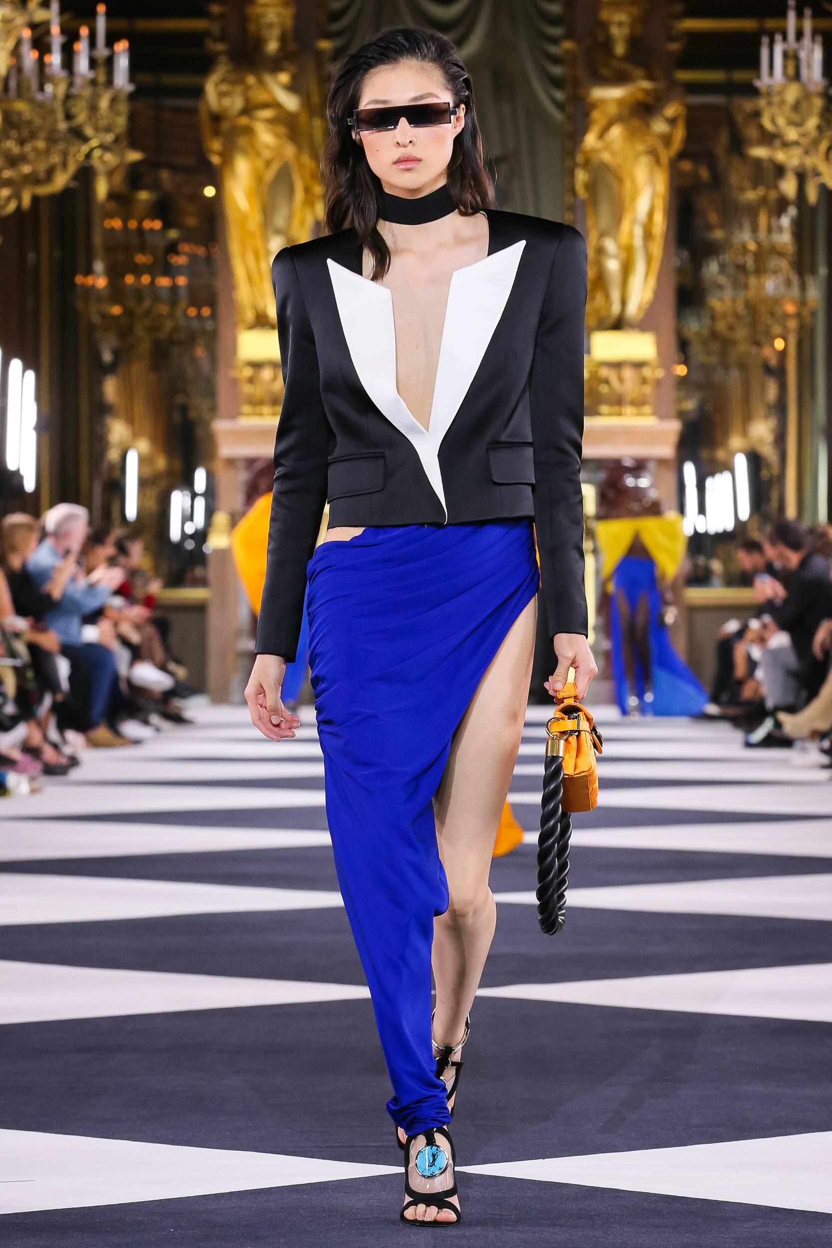 Spring Summer Fashion Trends 2020 Balmain