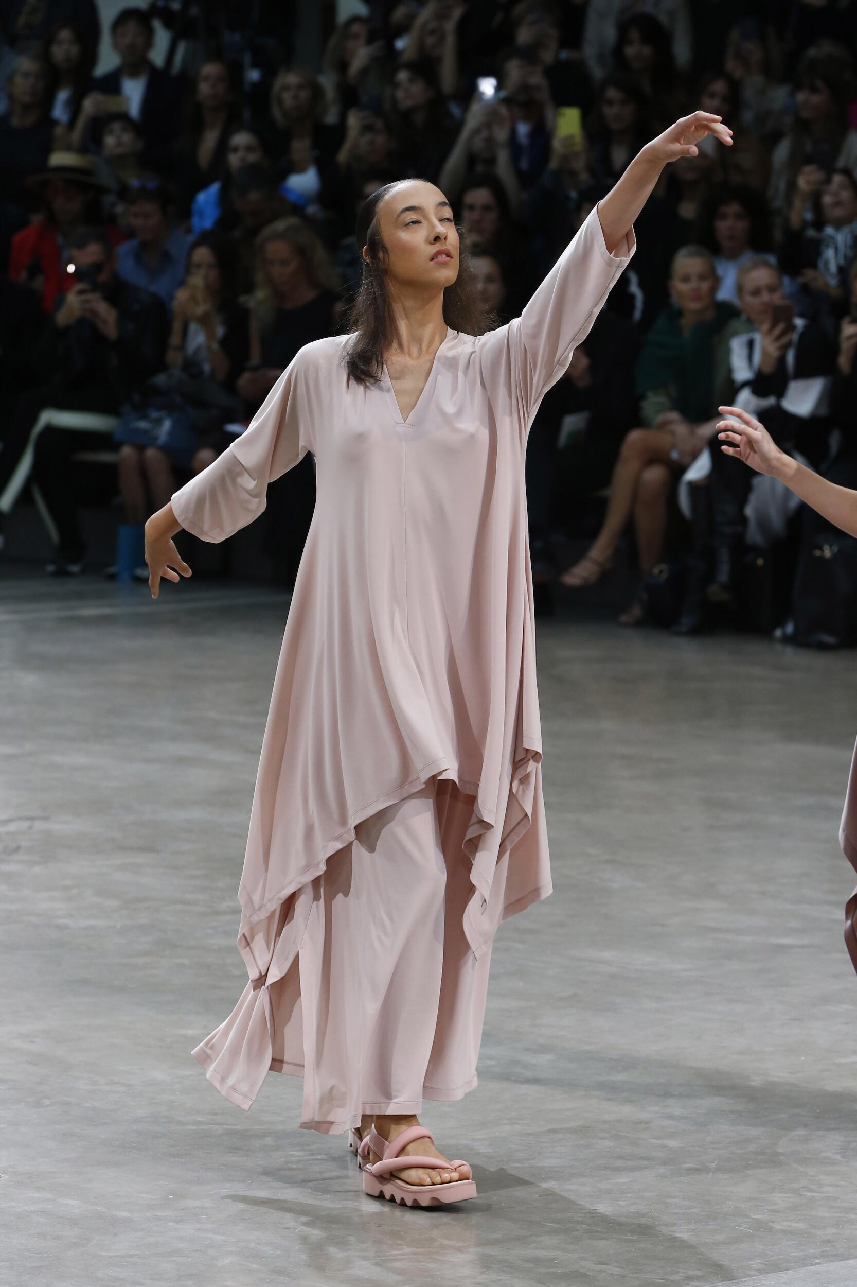Summer 2020 Fashion Trends Issey Miyake