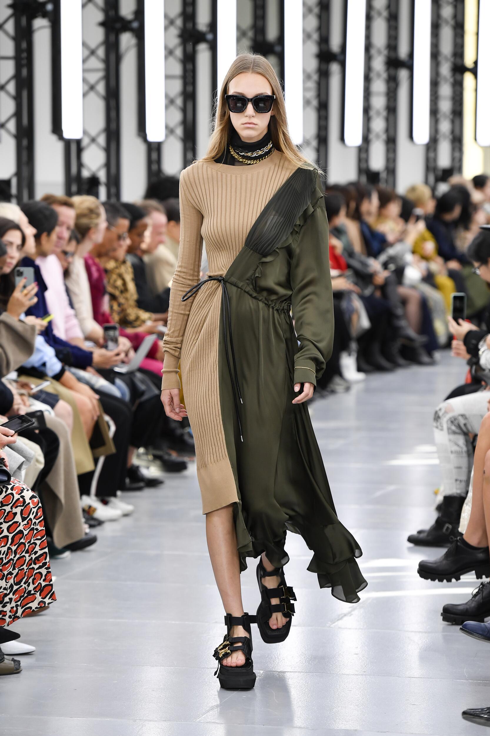 Summer 2020 Fashion Trends Sacai