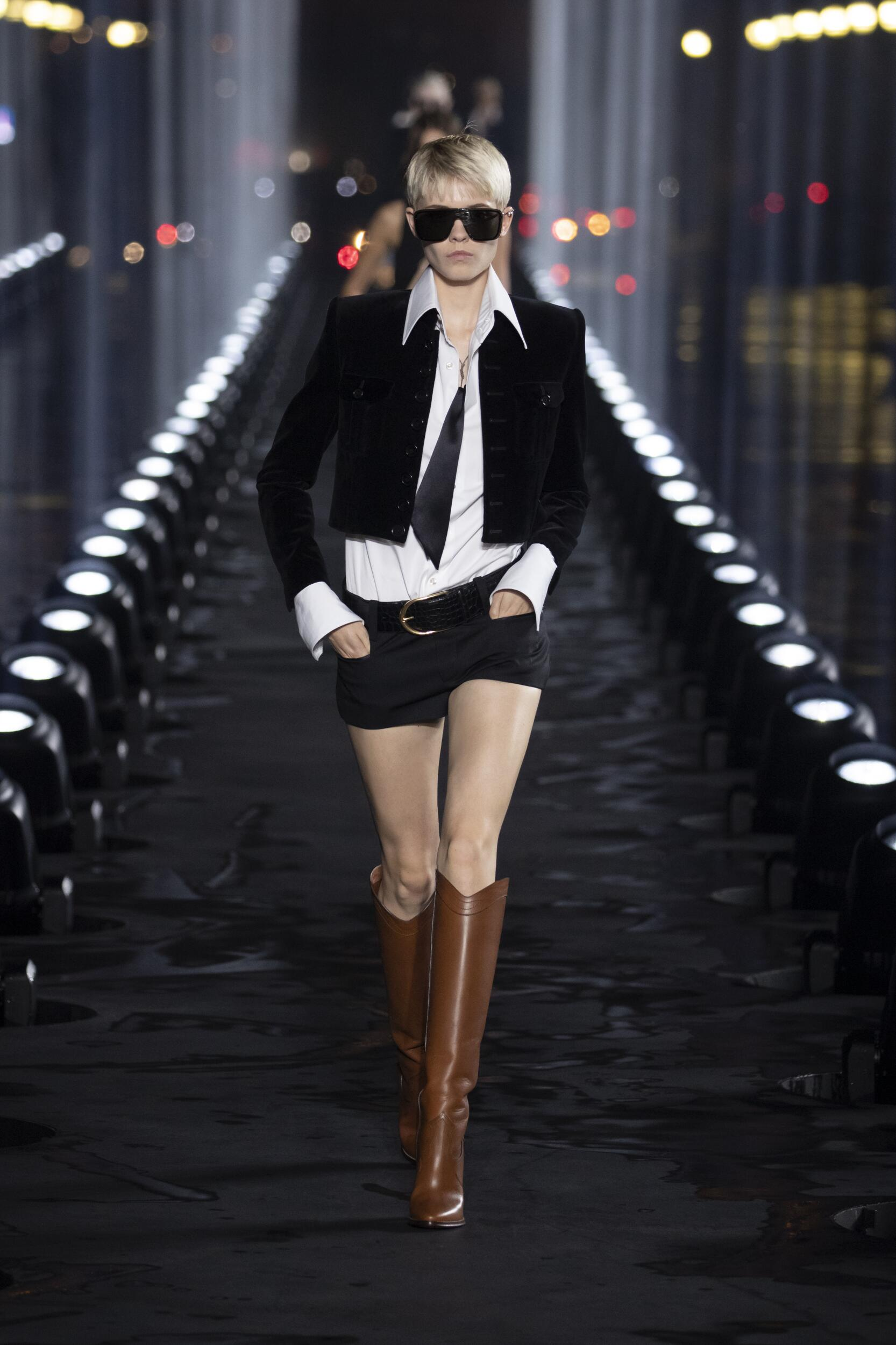Summer 2020 Fashion Trends Saint Laurent