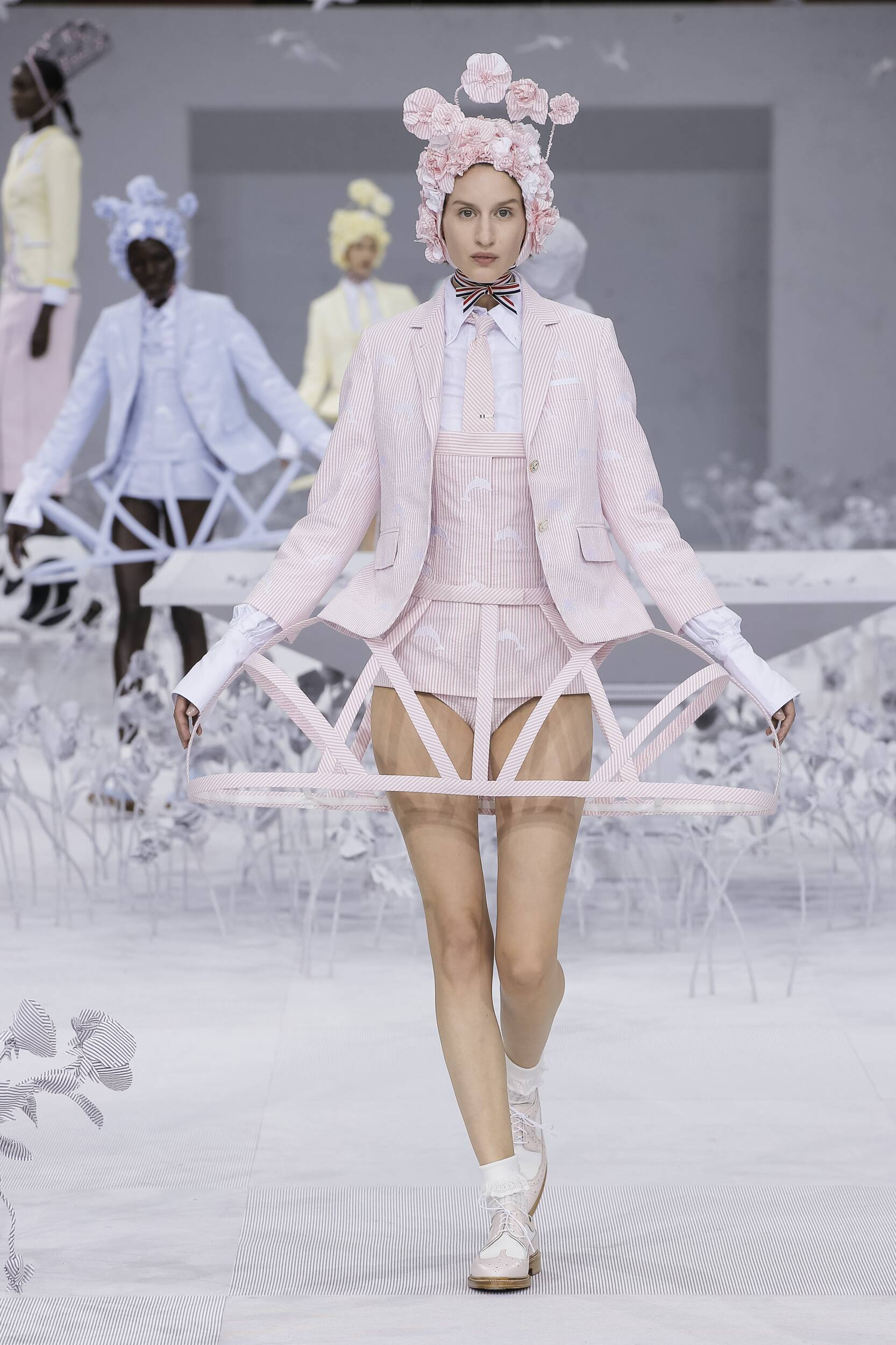 Summer 2020 Fashion Trends Thom Browne