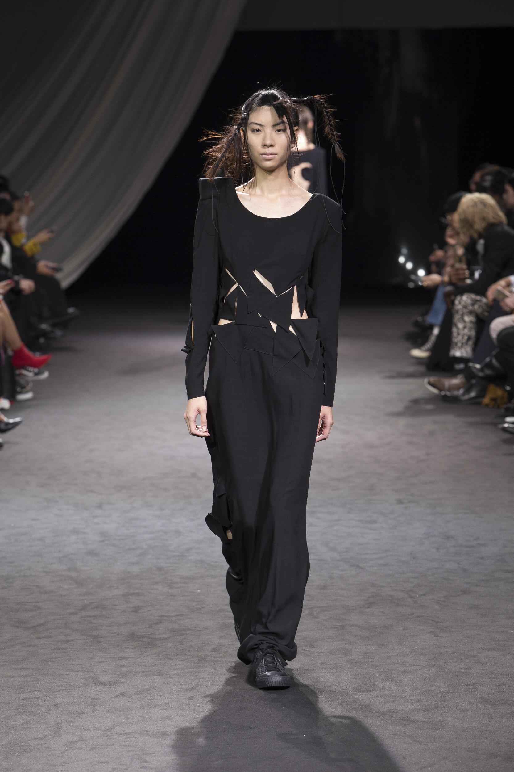 Summer 2020 Fashion Trends Yohji Yamamoto