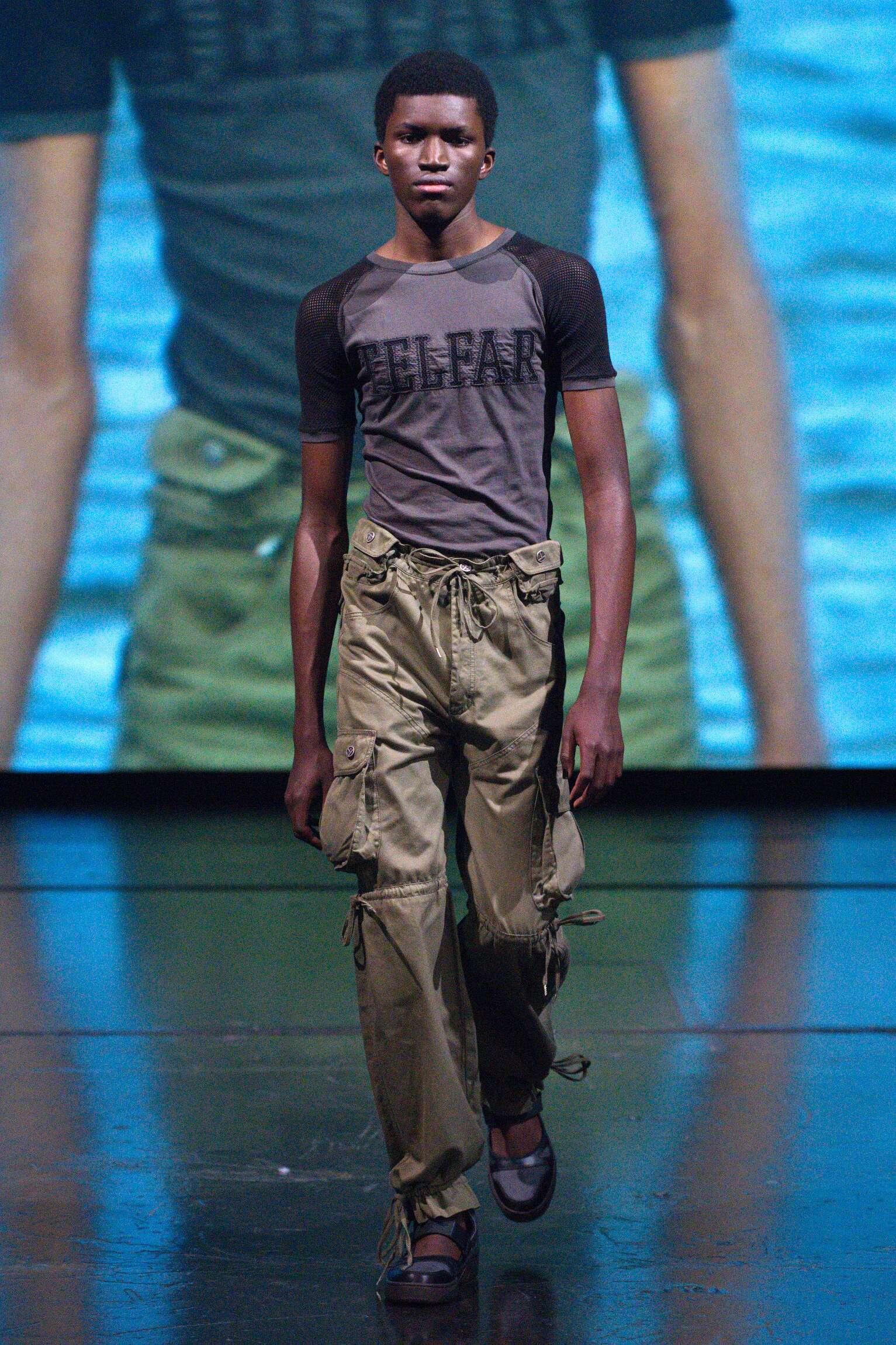 Telfar Fashion Show SS 2020