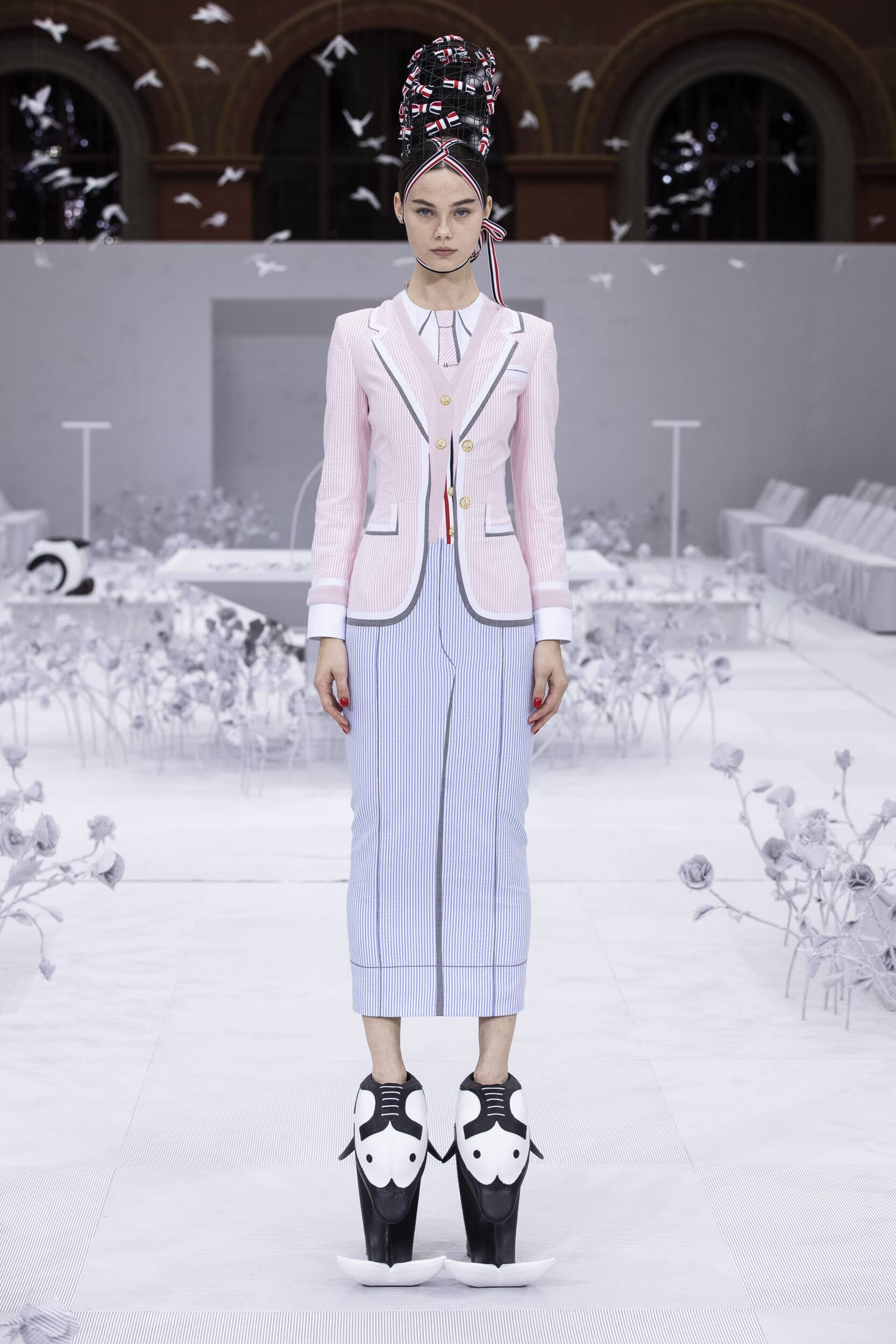 Thom Browne Fashion Show SS 2020
