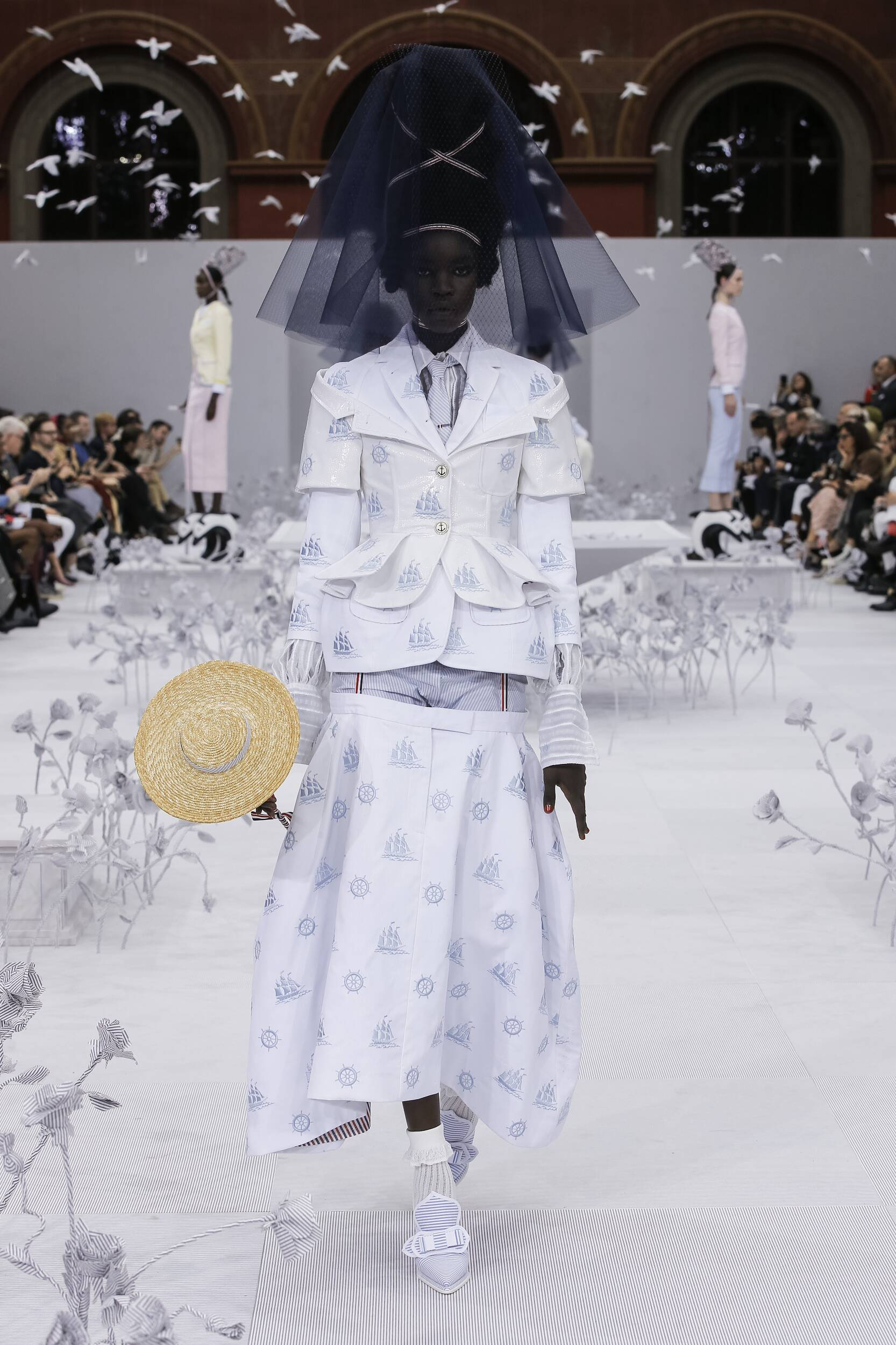 Thom Browne Fashion Show
