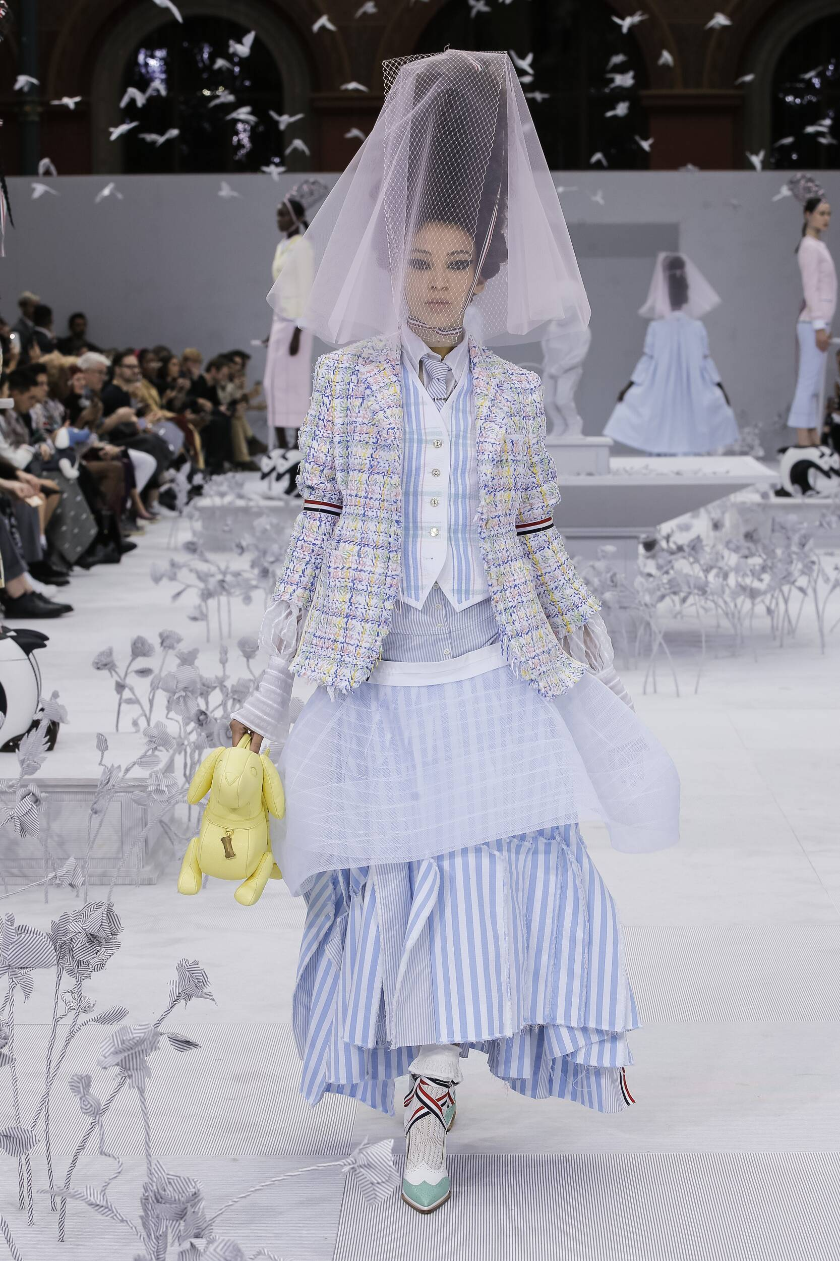 Thom Browne Paris Fashion Week Womenswear