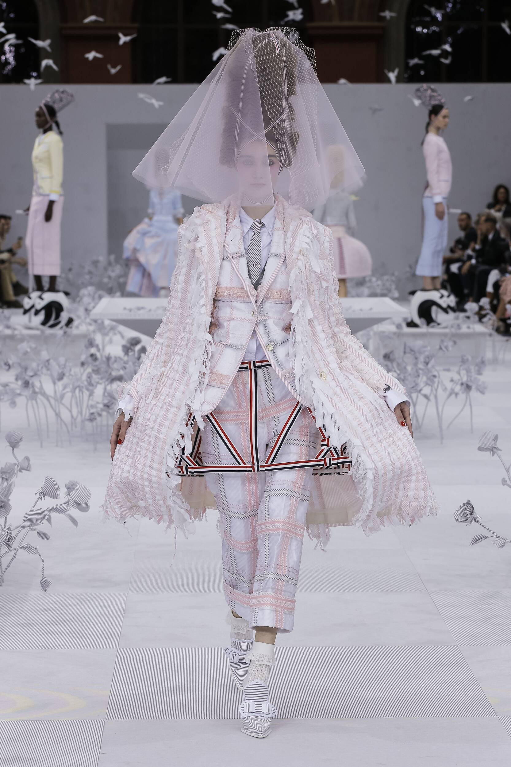 Thom Browne SS 2020 Womenswear