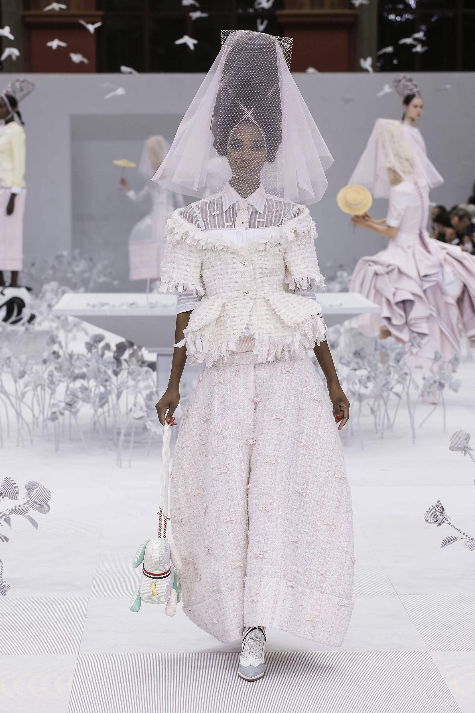 Thom Browne Spring Summer 2020 Collection Paris Fashion Week