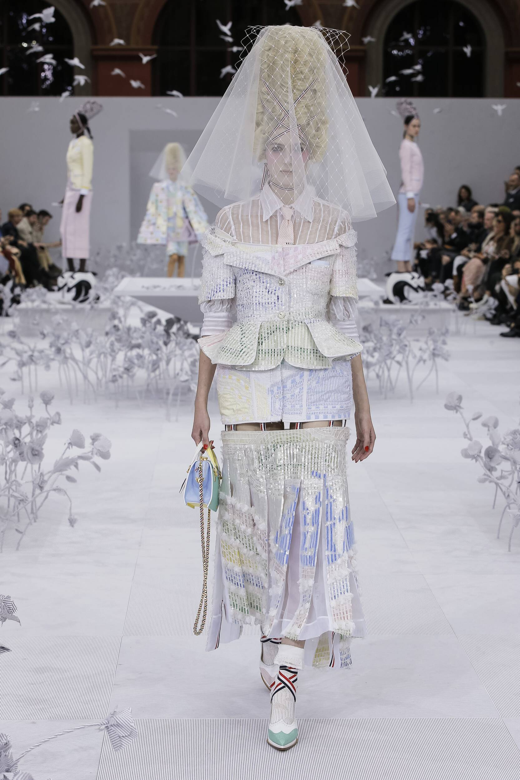 Thom Browne Woman Style