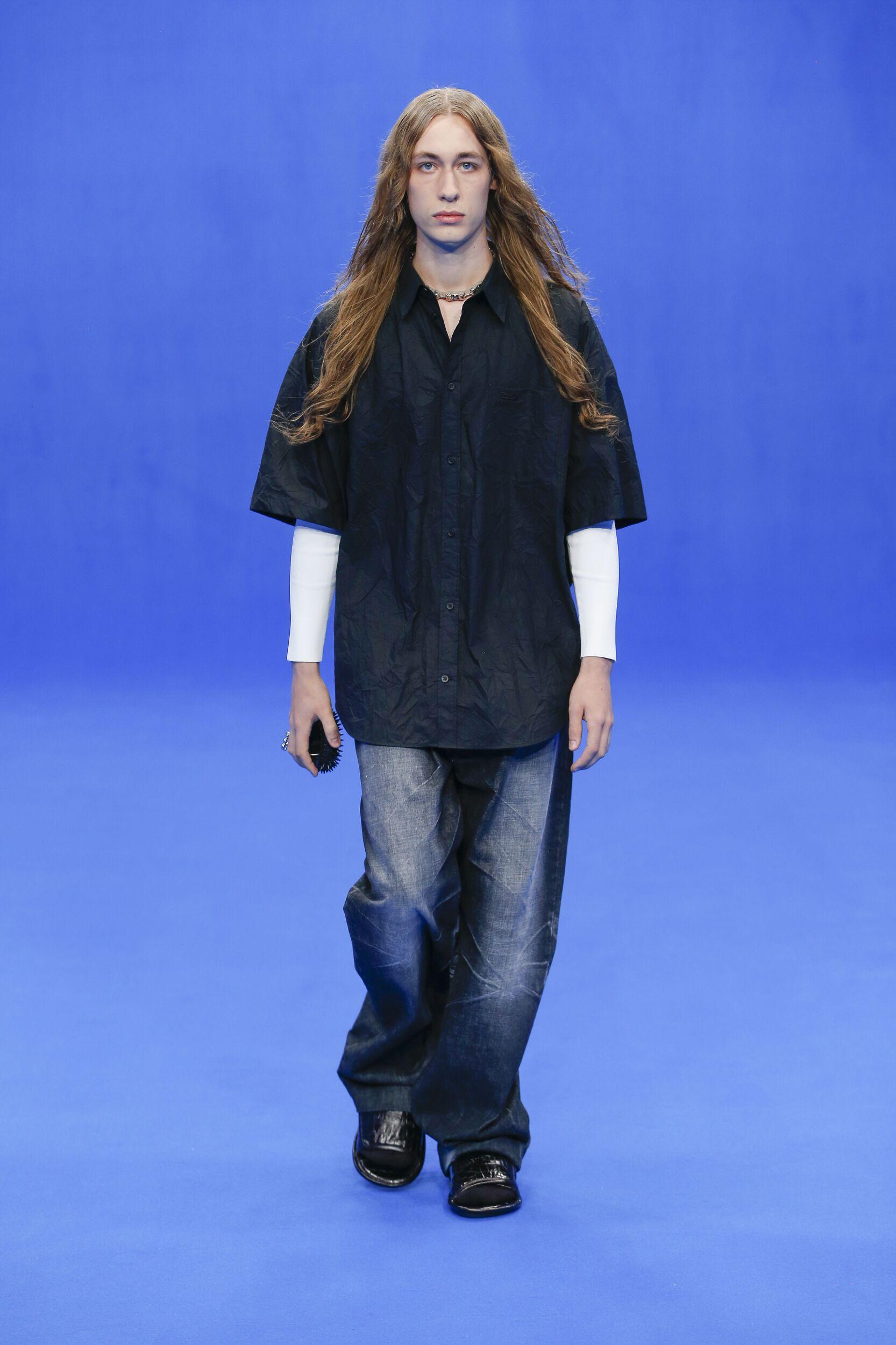 Trends Menswear SS Balenciaga 2020