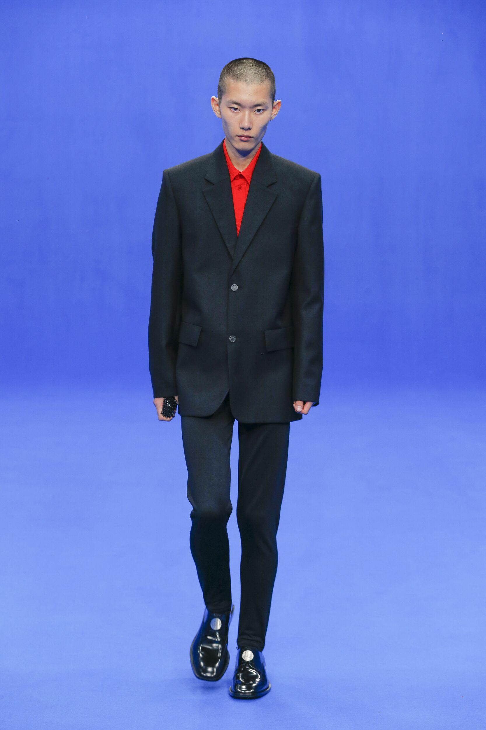 Trends Menswear Spring Summer Balenciaga 2020