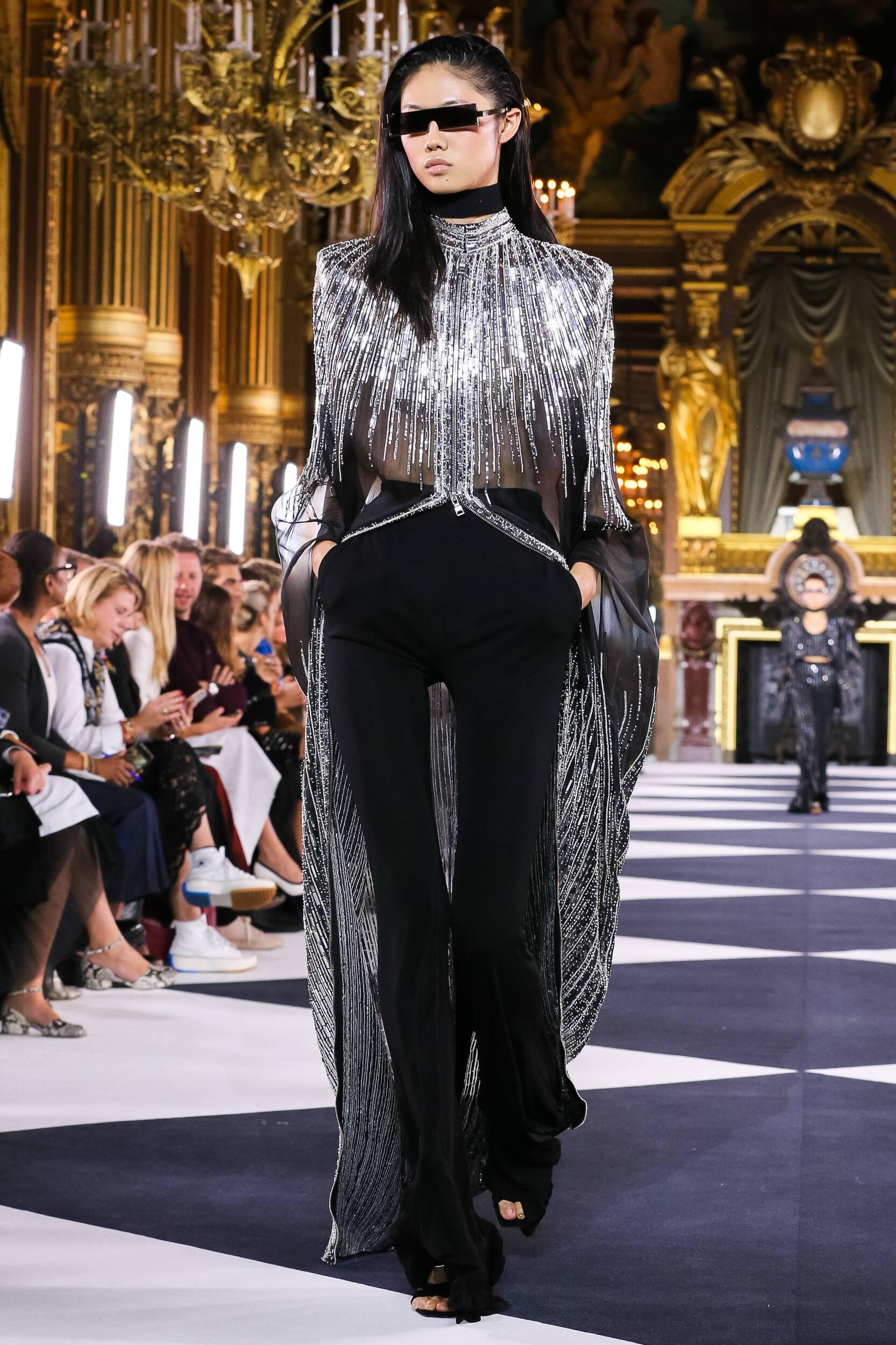 Trends Womens SS Balmain 2020