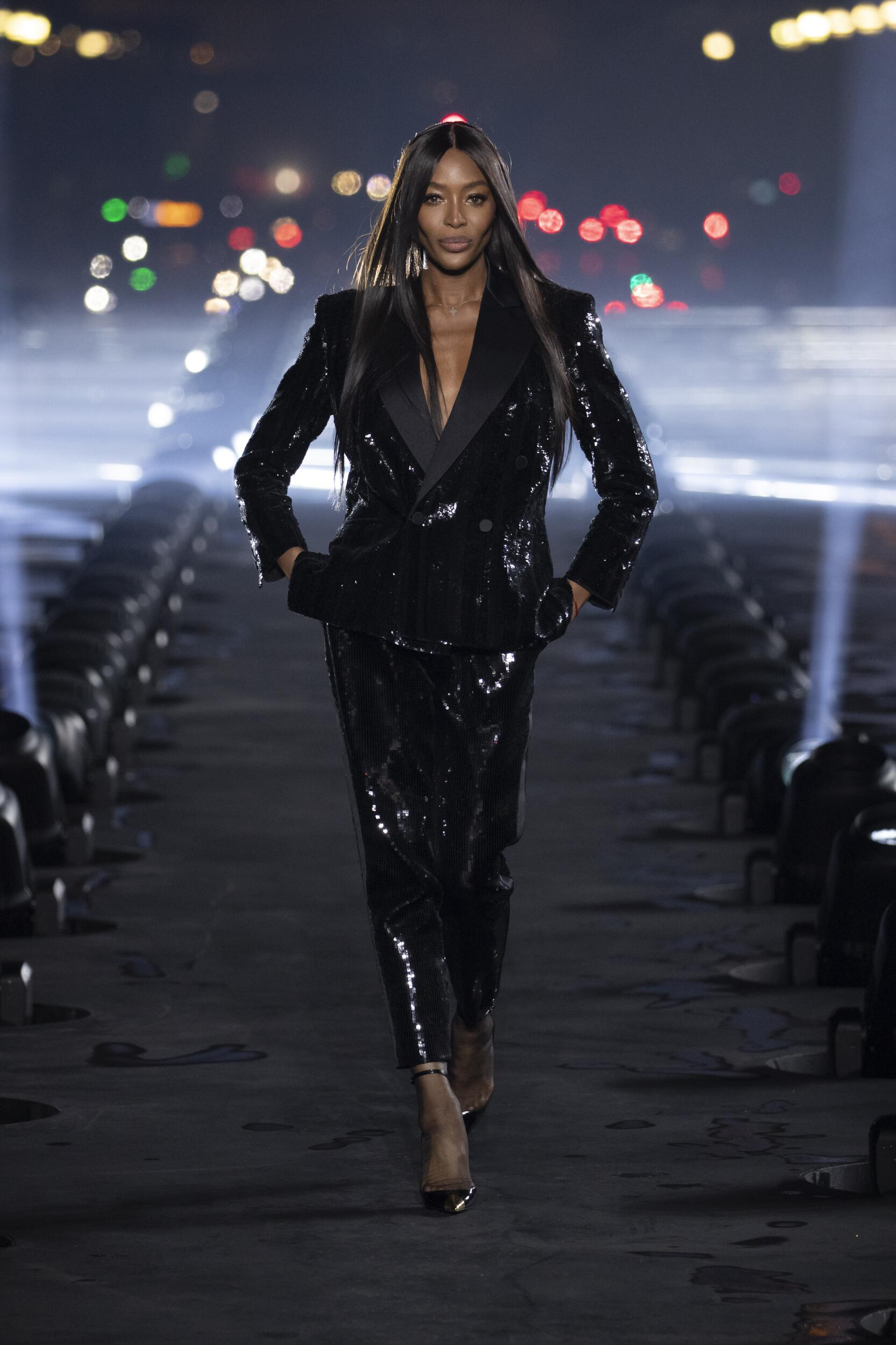 Trends Womenswear Fashion 2020 Catwalk Saint Laurent