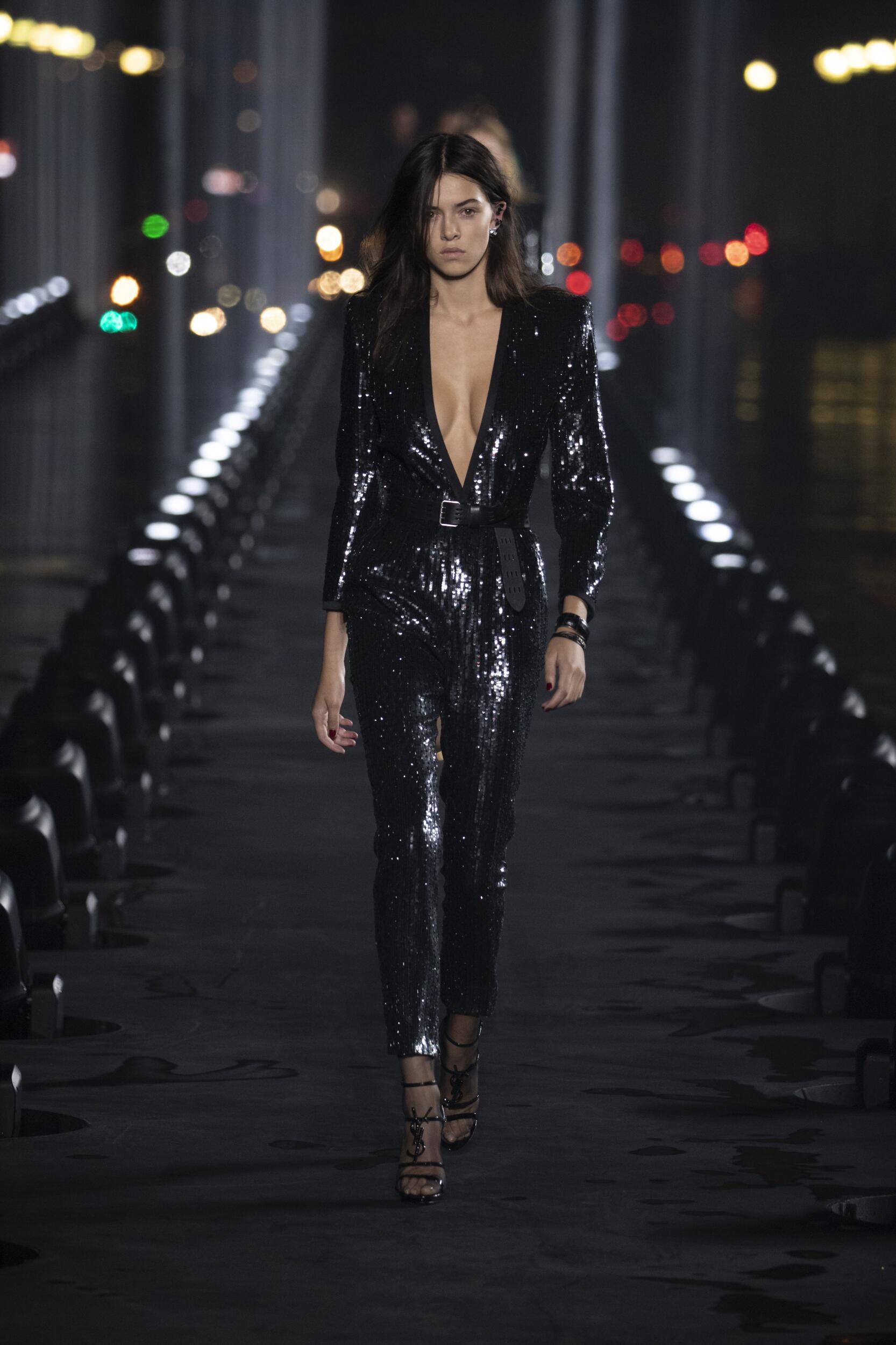 Trends Womenswear SS Saint Laurent 2020