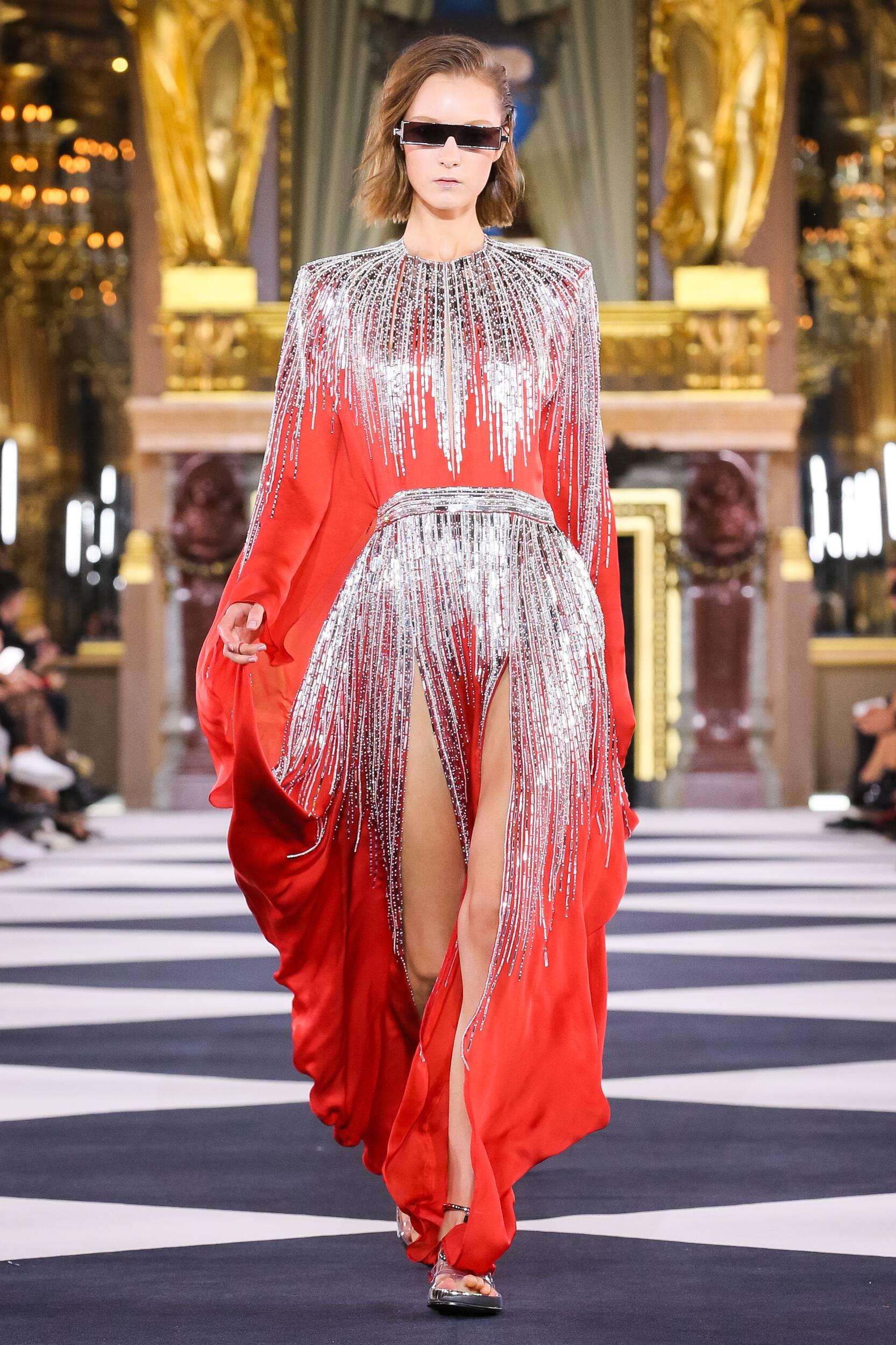 Trends Womenswear Spring Summer Balmain 2020