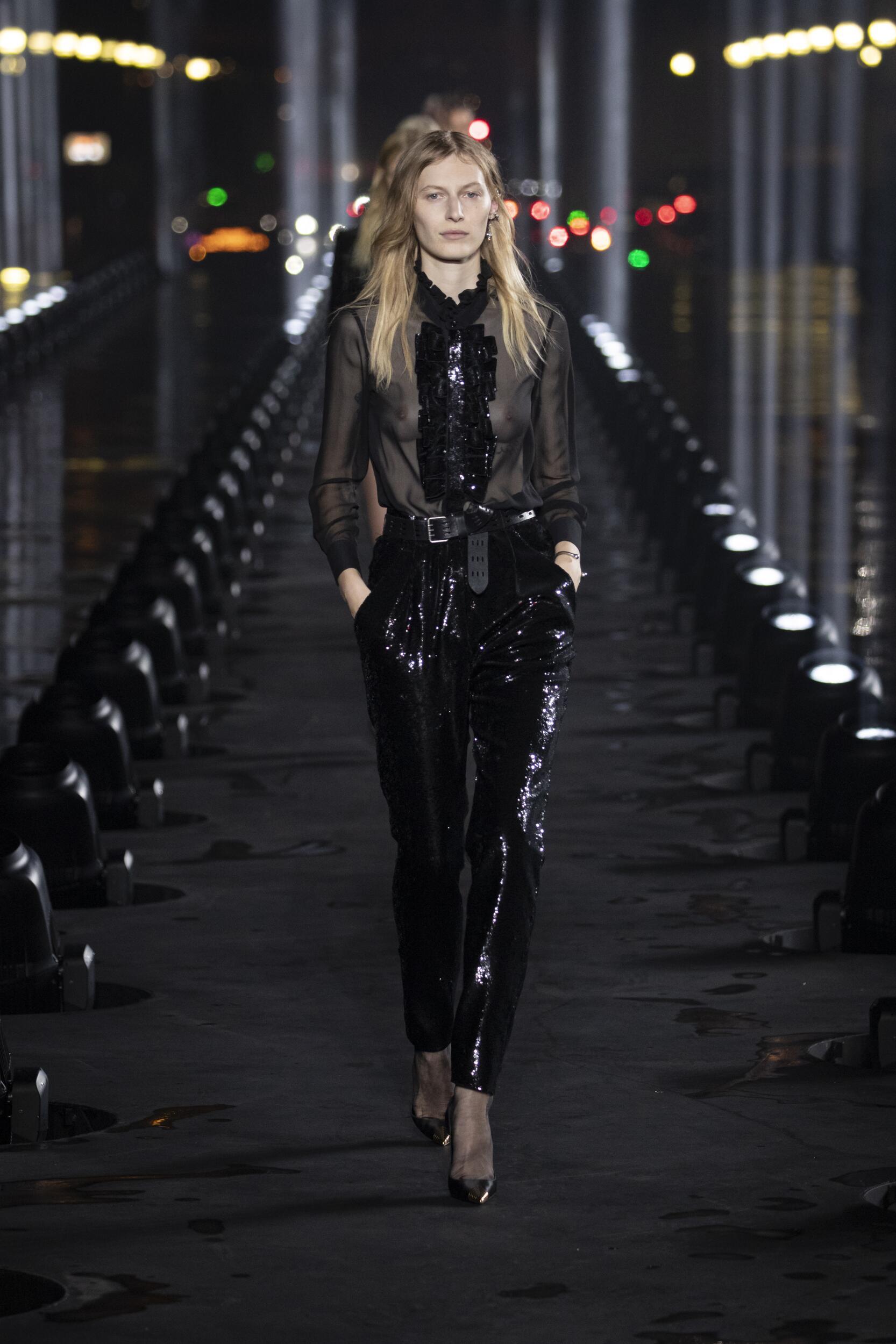 Woman Fashion 2020 Womens Style Saint Laurent