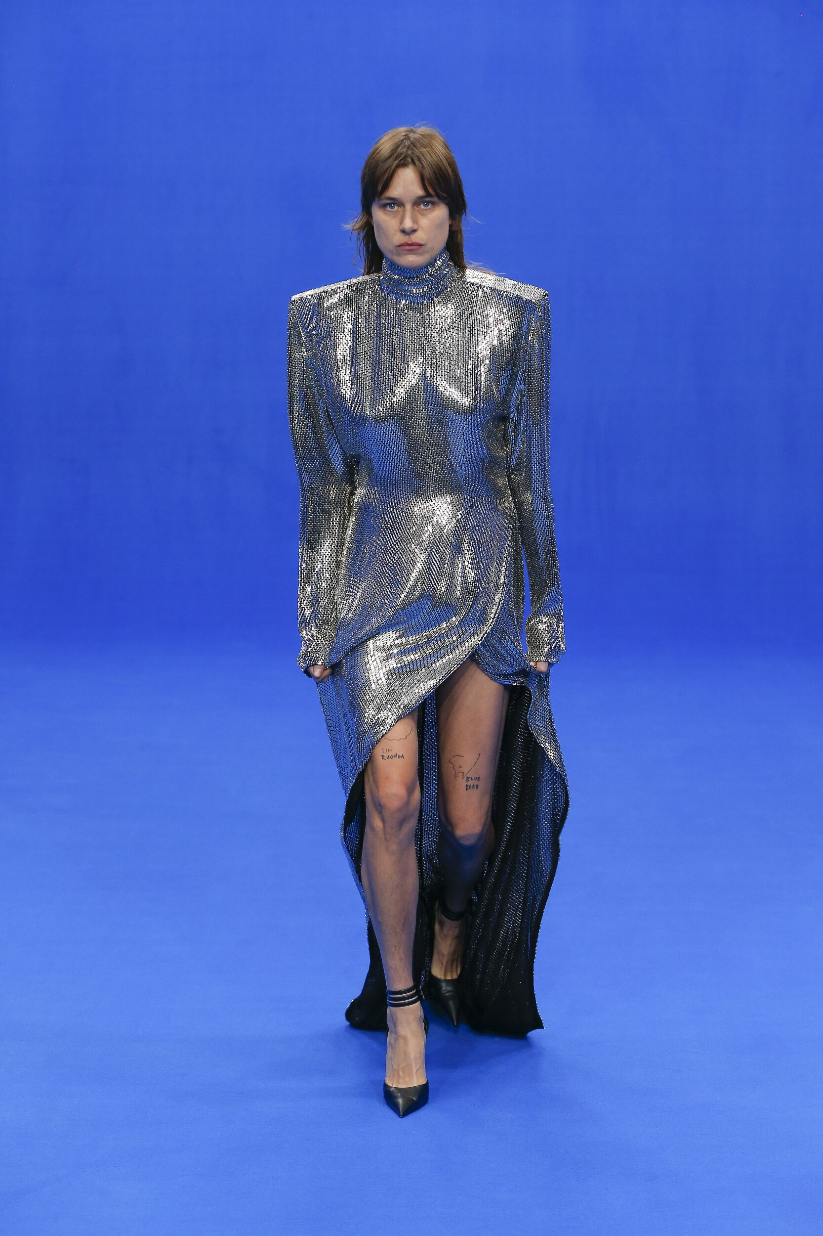 Womenswear Fashion 2020 Catwalk Balenciaga