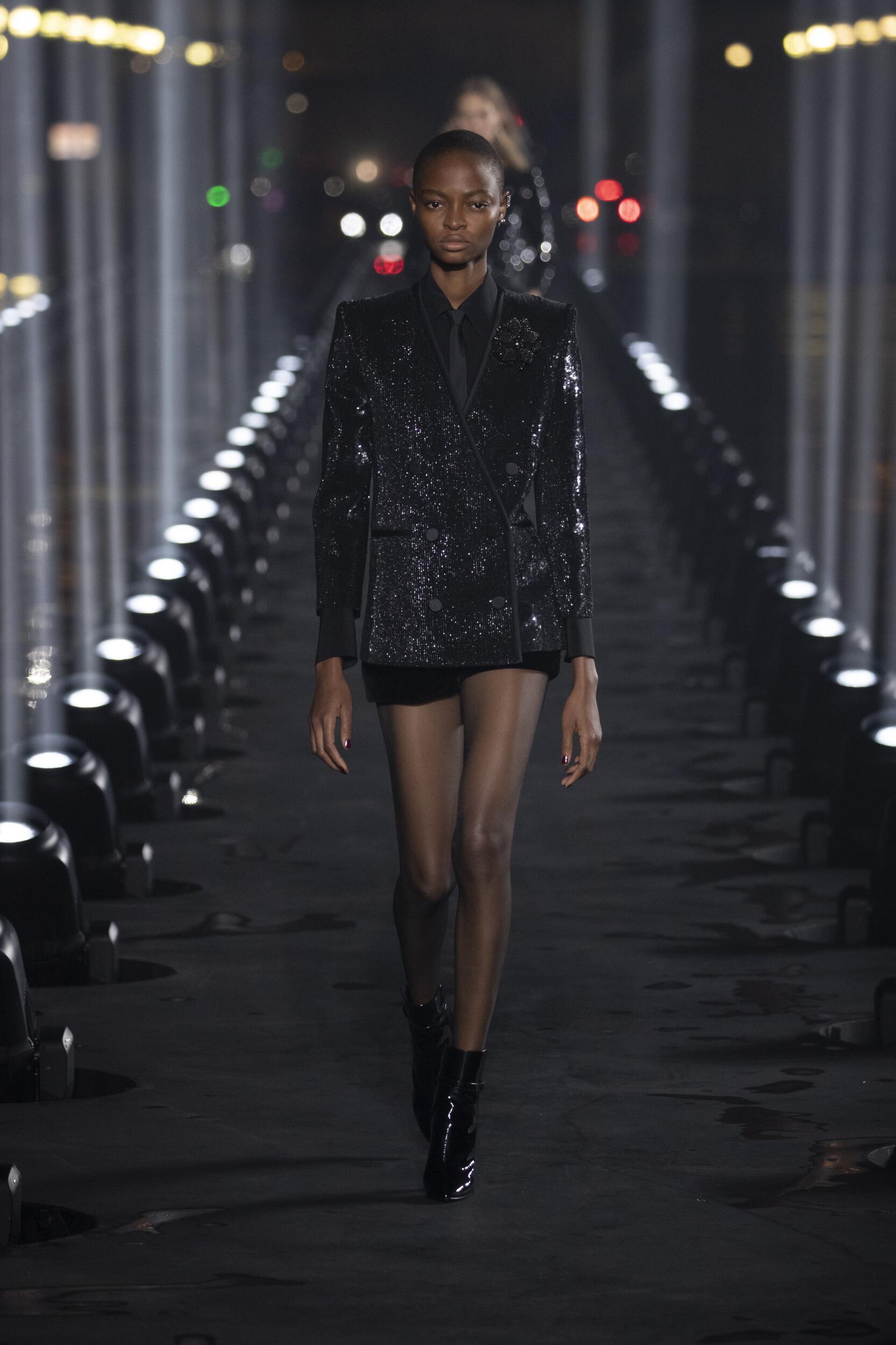 Womenswear Fashion 2020 Catwalk Saint Laurent