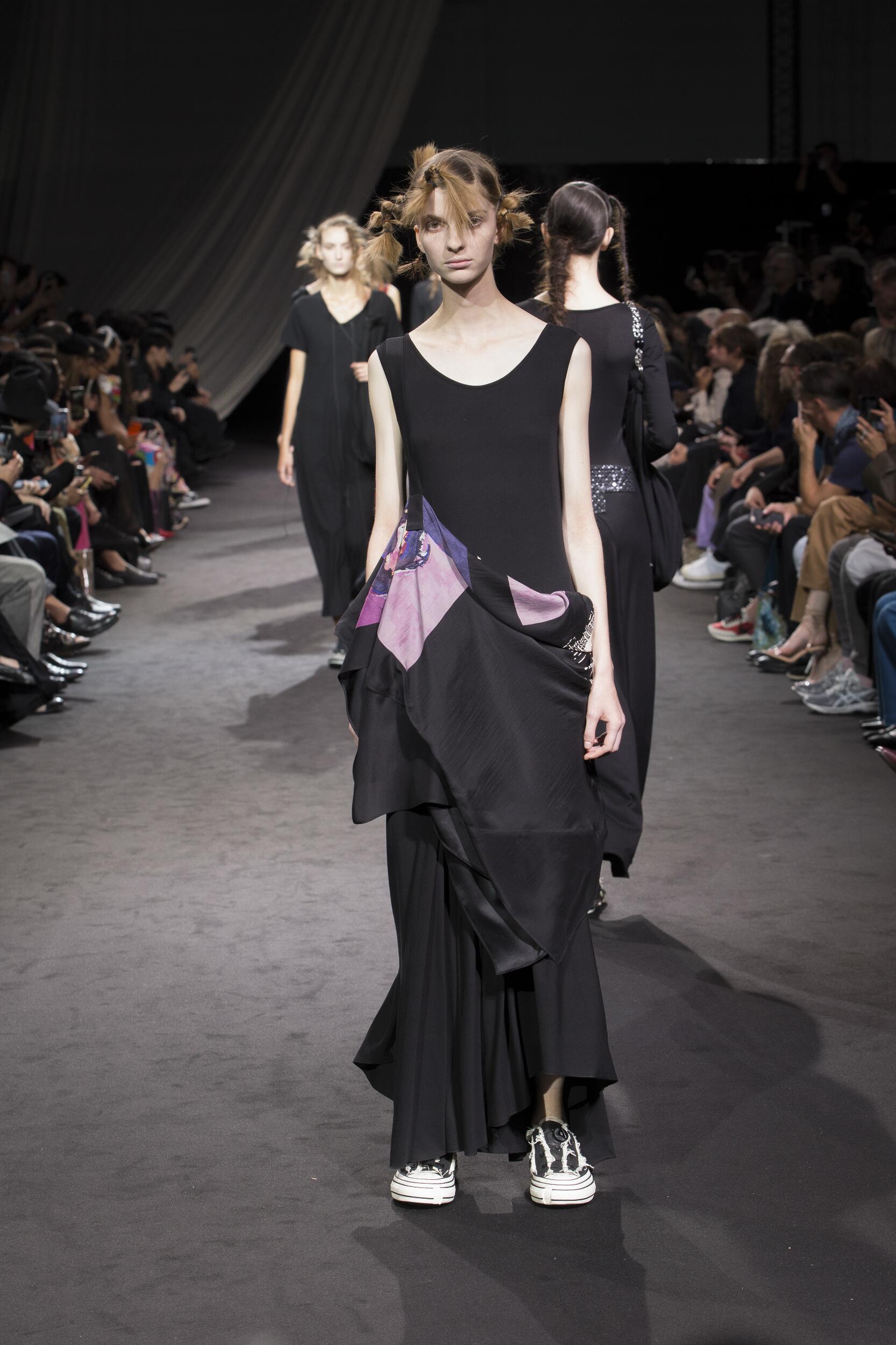 Womenswear SS Yohji Yamamoto 2020