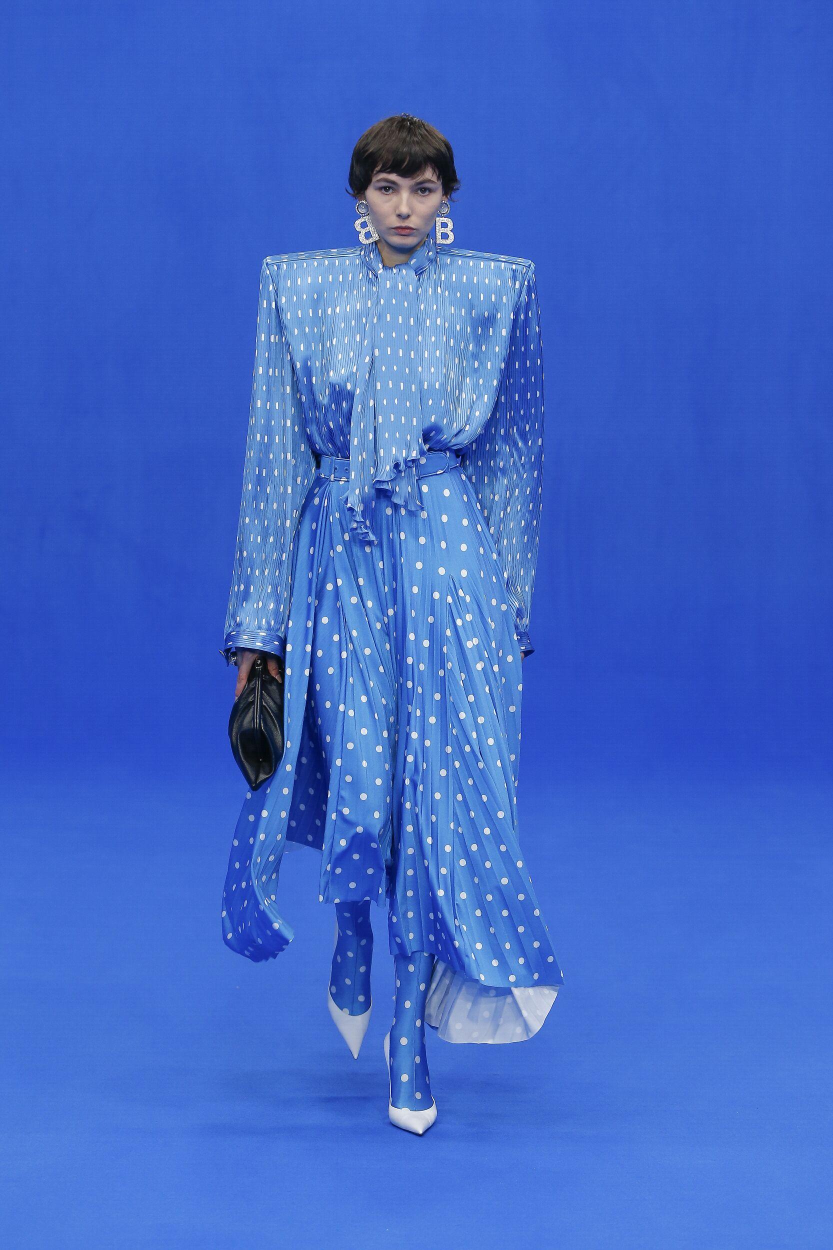 Womenswear Spring Summer Balenciaga 2020 Trends