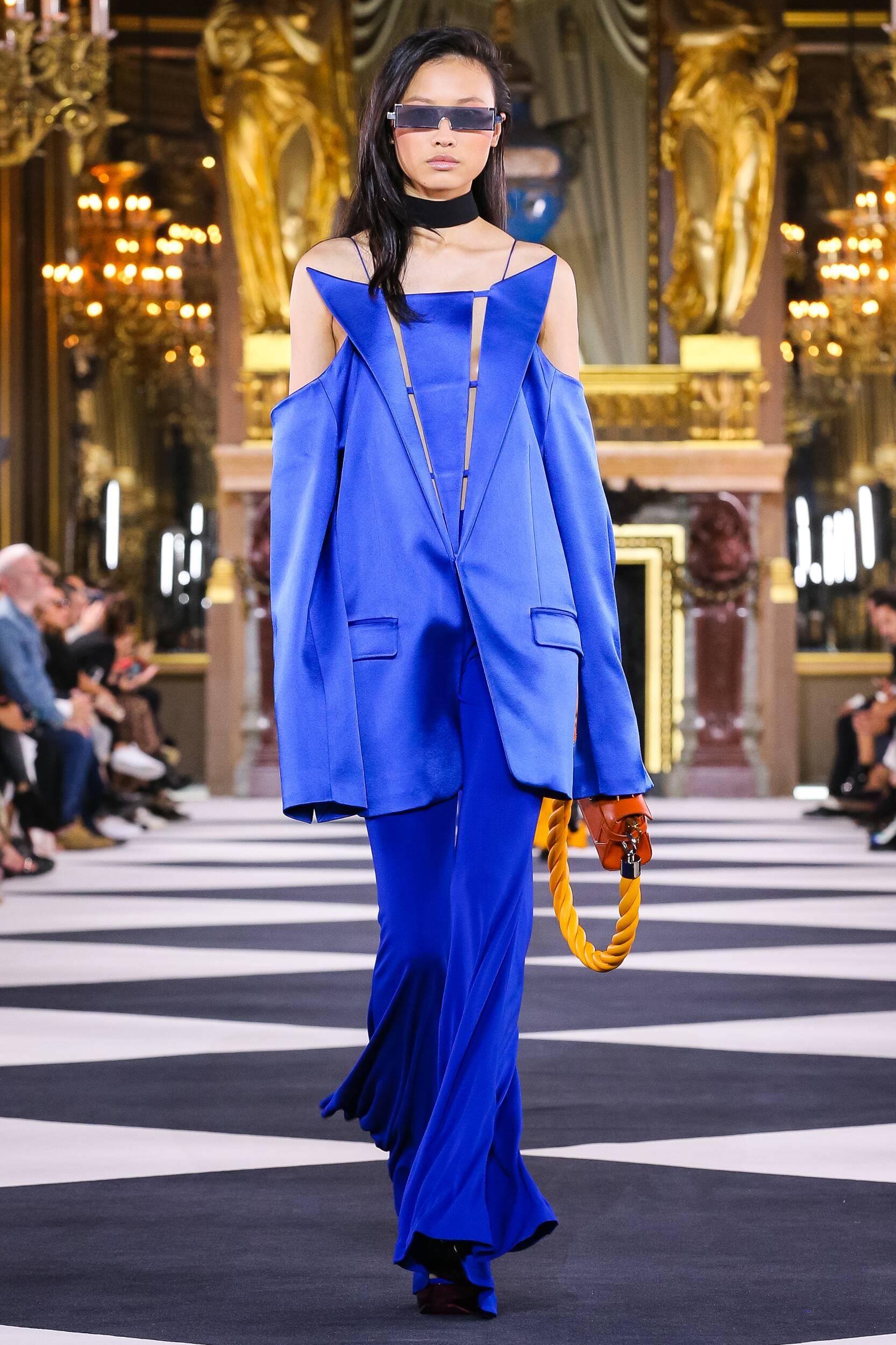 Womenswear Spring Summer Balmain 2020 Trends