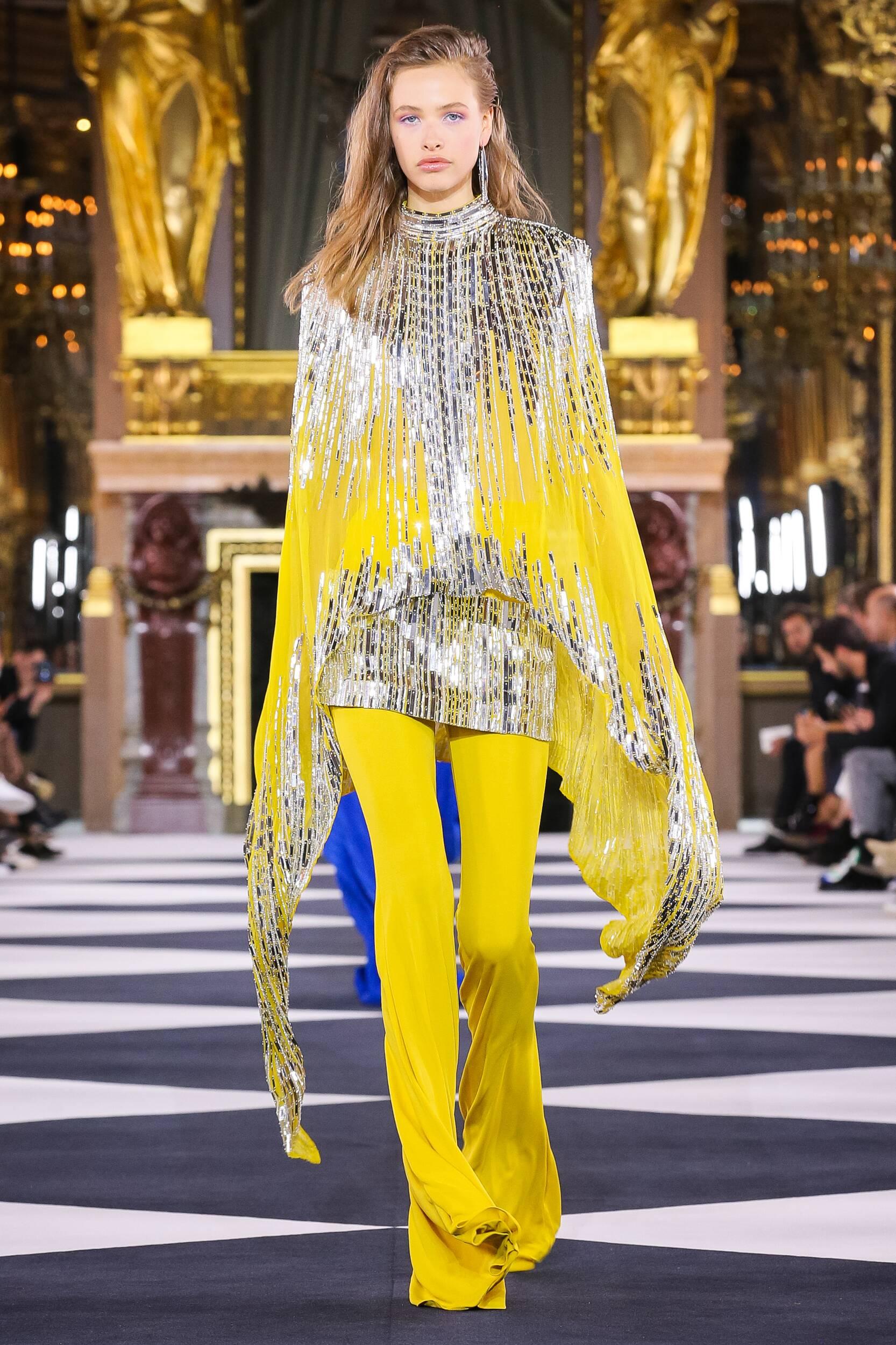 Womenswear Spring Summer Balmain 2020