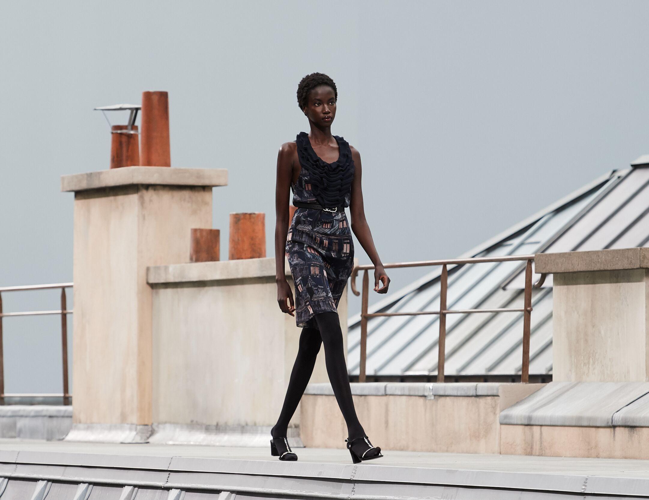 Womenswear Spring Summer Chanel 2020 Trends