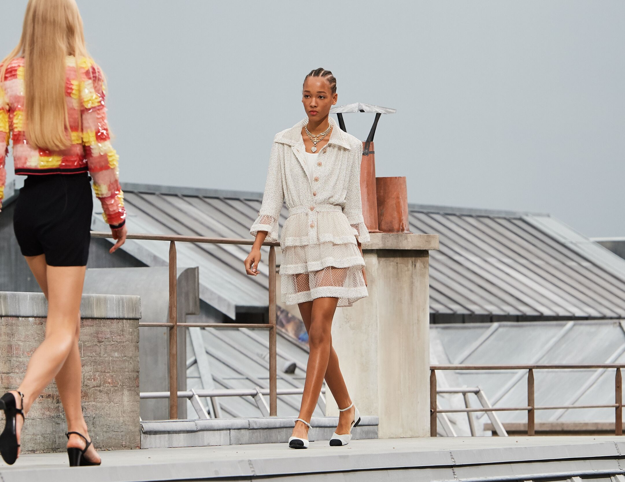 Womenswear Spring Summer Chanel 2020