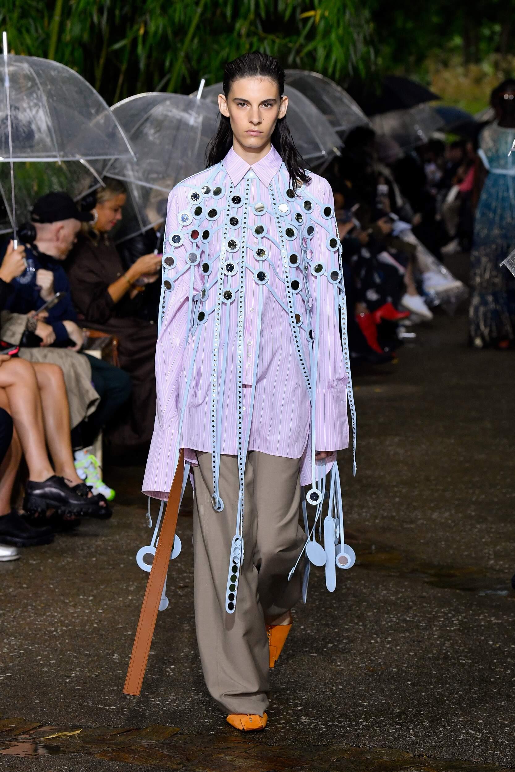 Womenswear Spring Summer Lanvin 2020 Trends