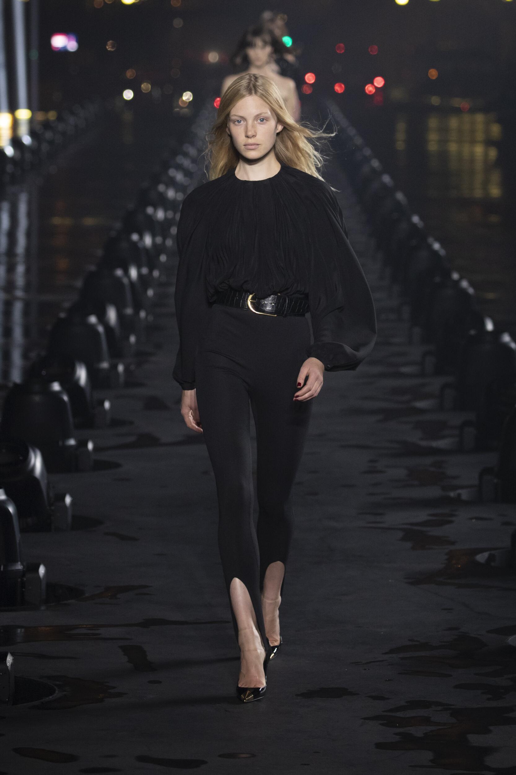 Womenswear Spring Summer Saint Laurent 2020