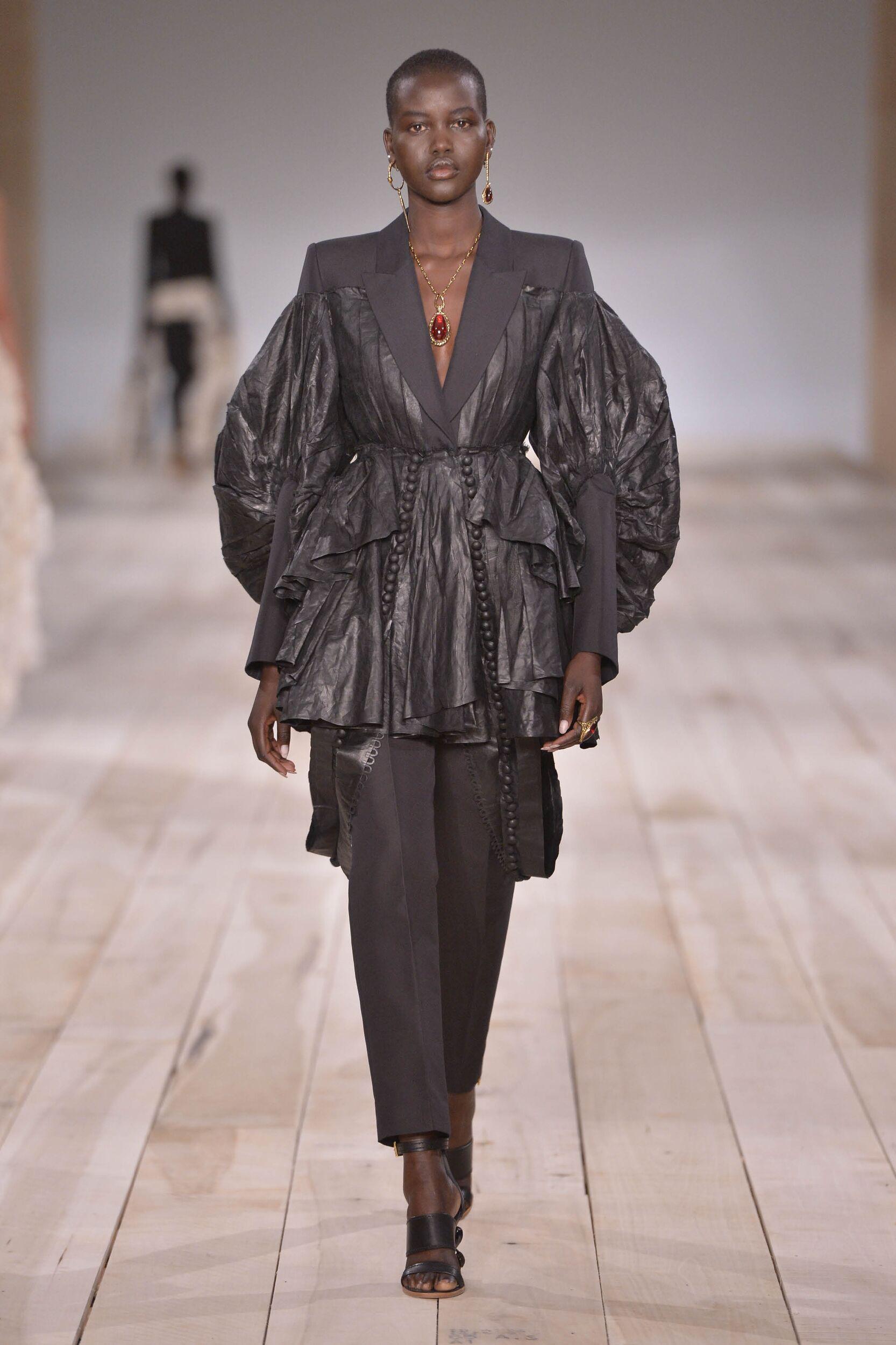 Womenswear Summer Alexander McQueen 2020