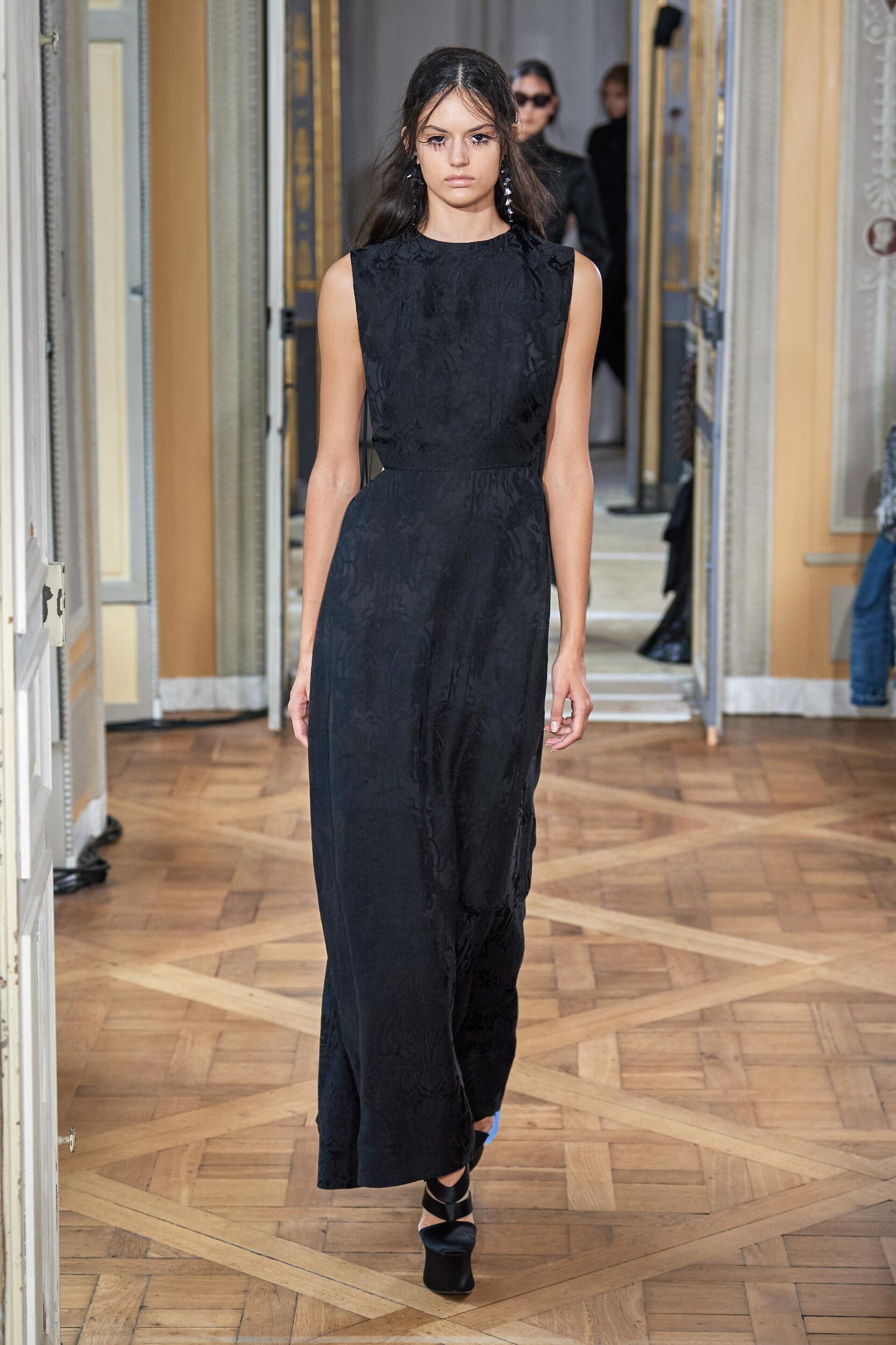 Womenswear Summer Olivier Theyskens 2020