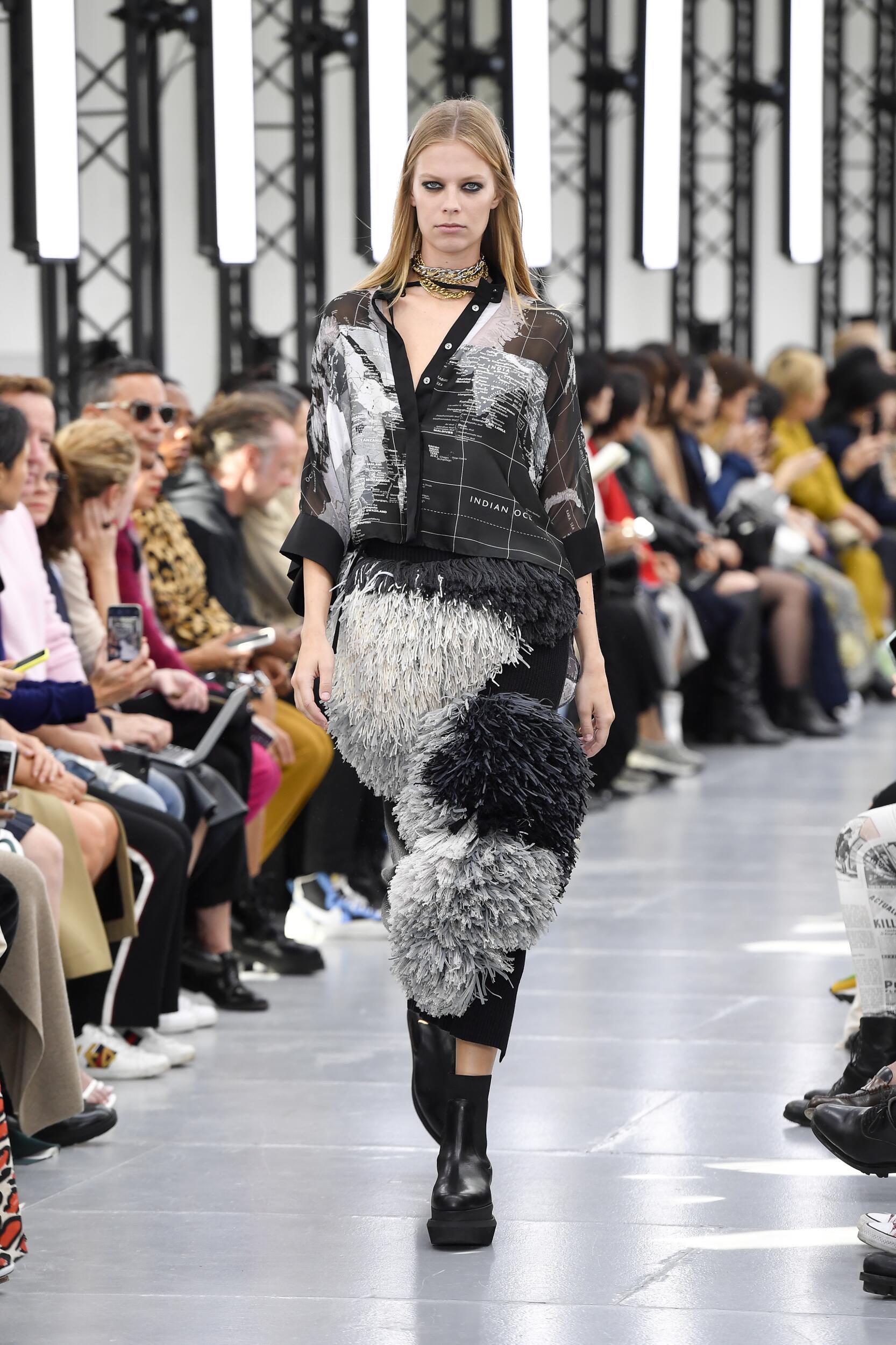 Womenswear Summer Sacai 2020