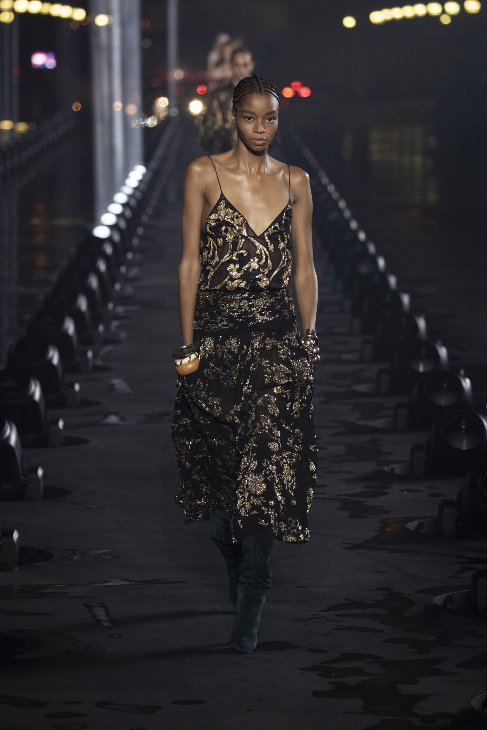 Womenswear Summer Saint Laurent 2020
