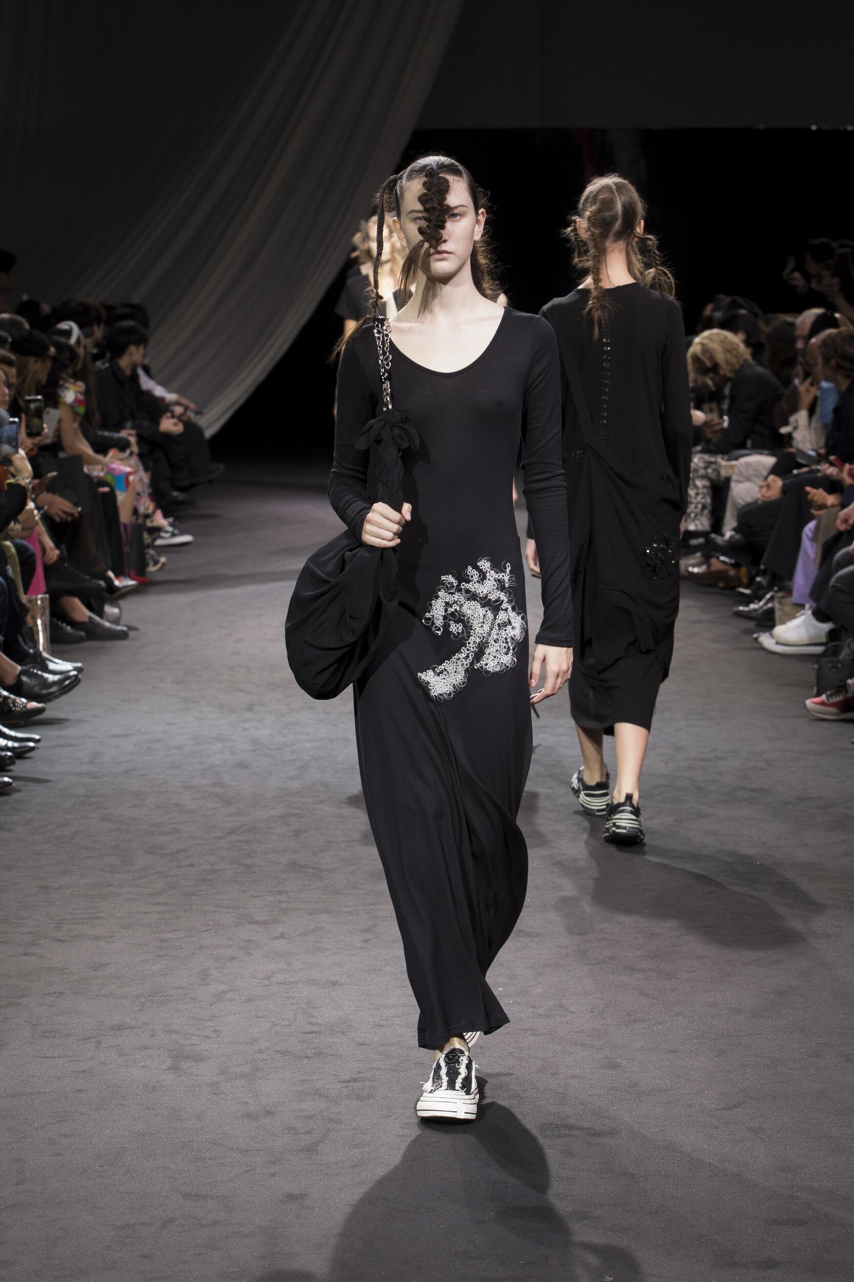 Womenswear Summer Yohji Yamamoto 2020
