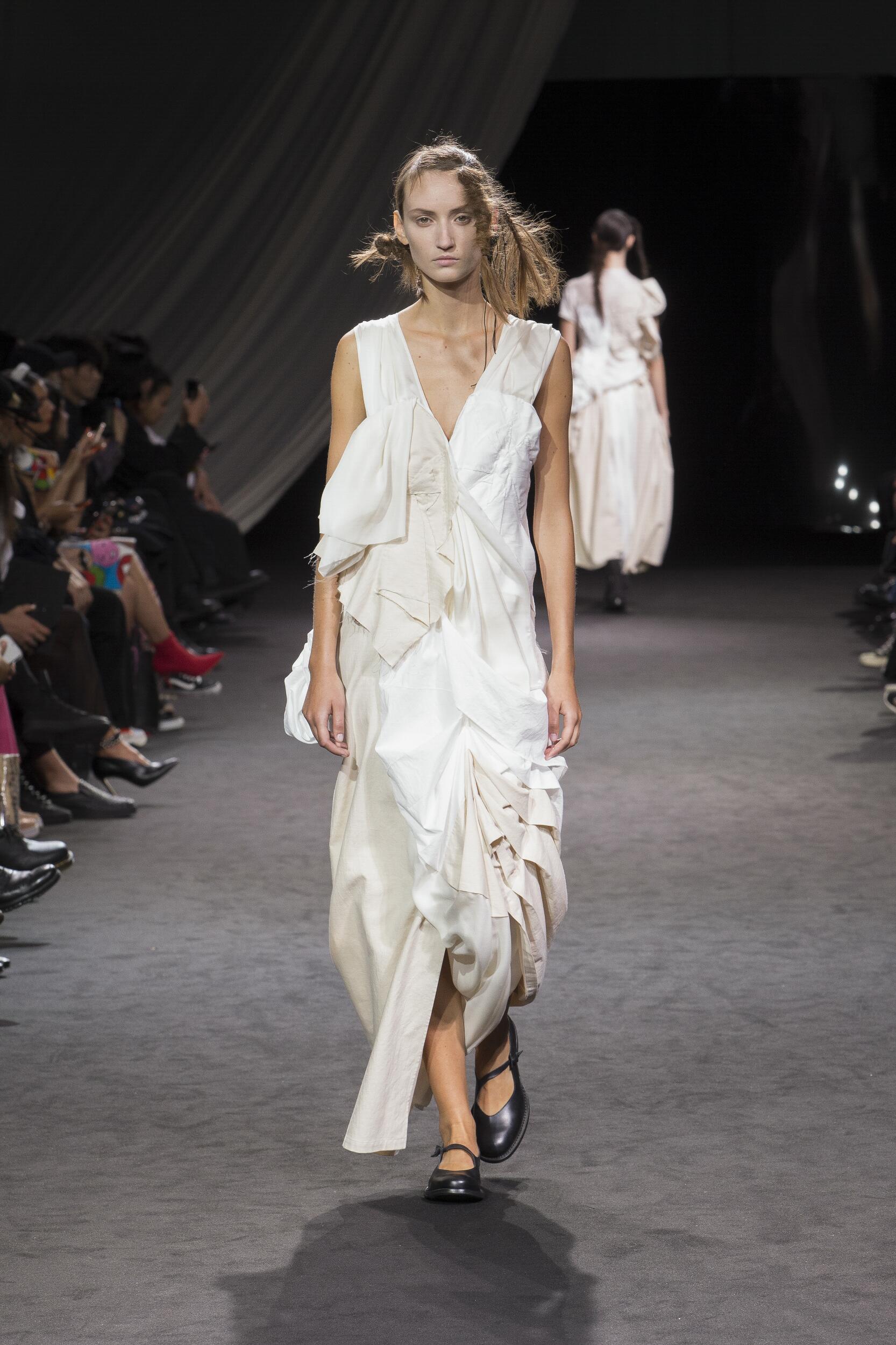 Yohji Yamamoto SS 2020 Womenswear