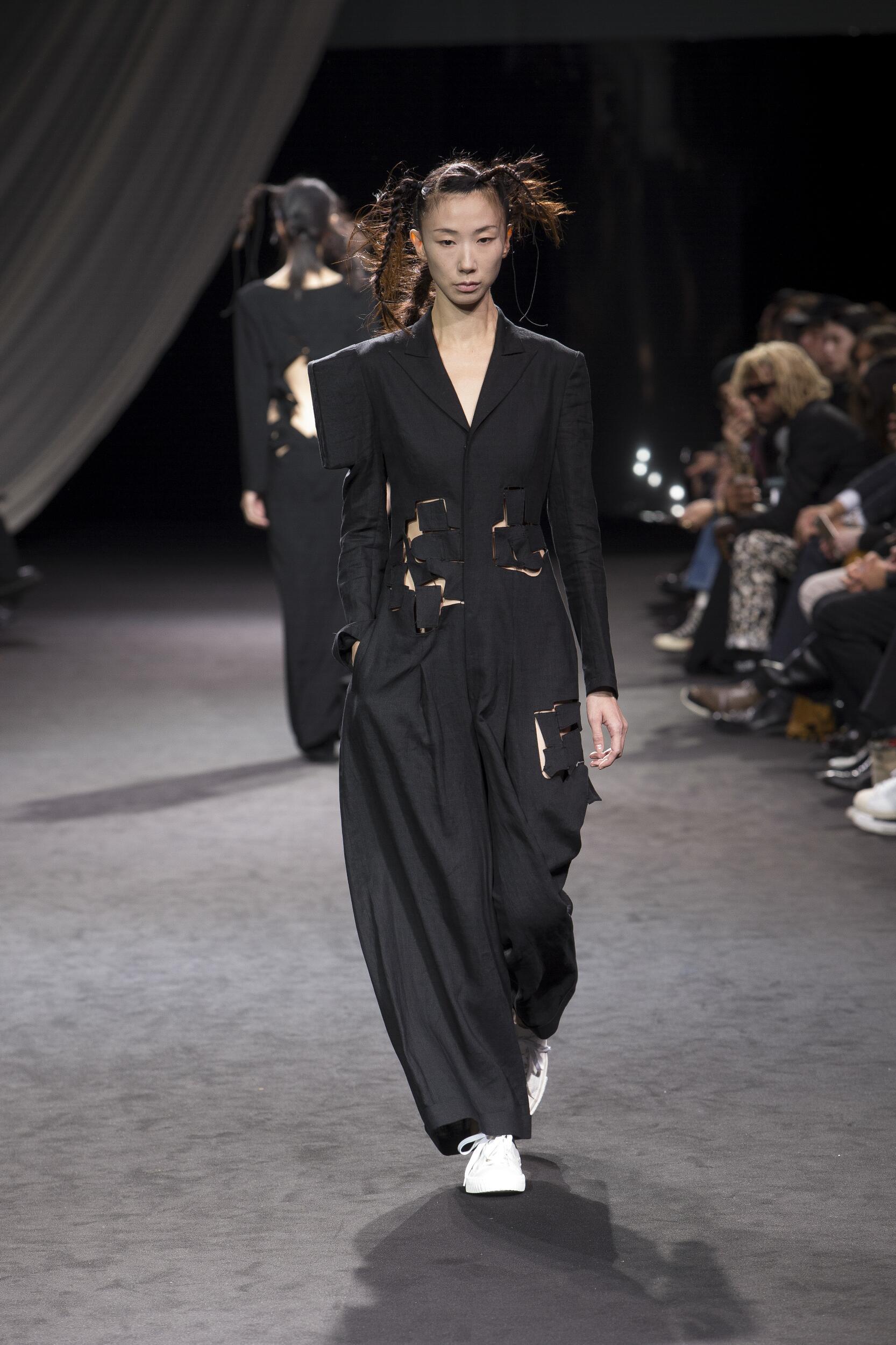 Yohji Yamamoto Woman 2020