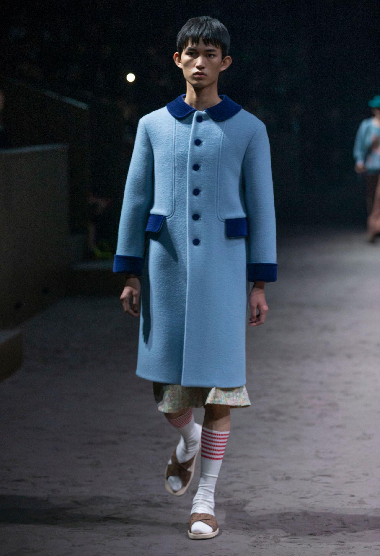 2020 Catwalk Gucci Winter