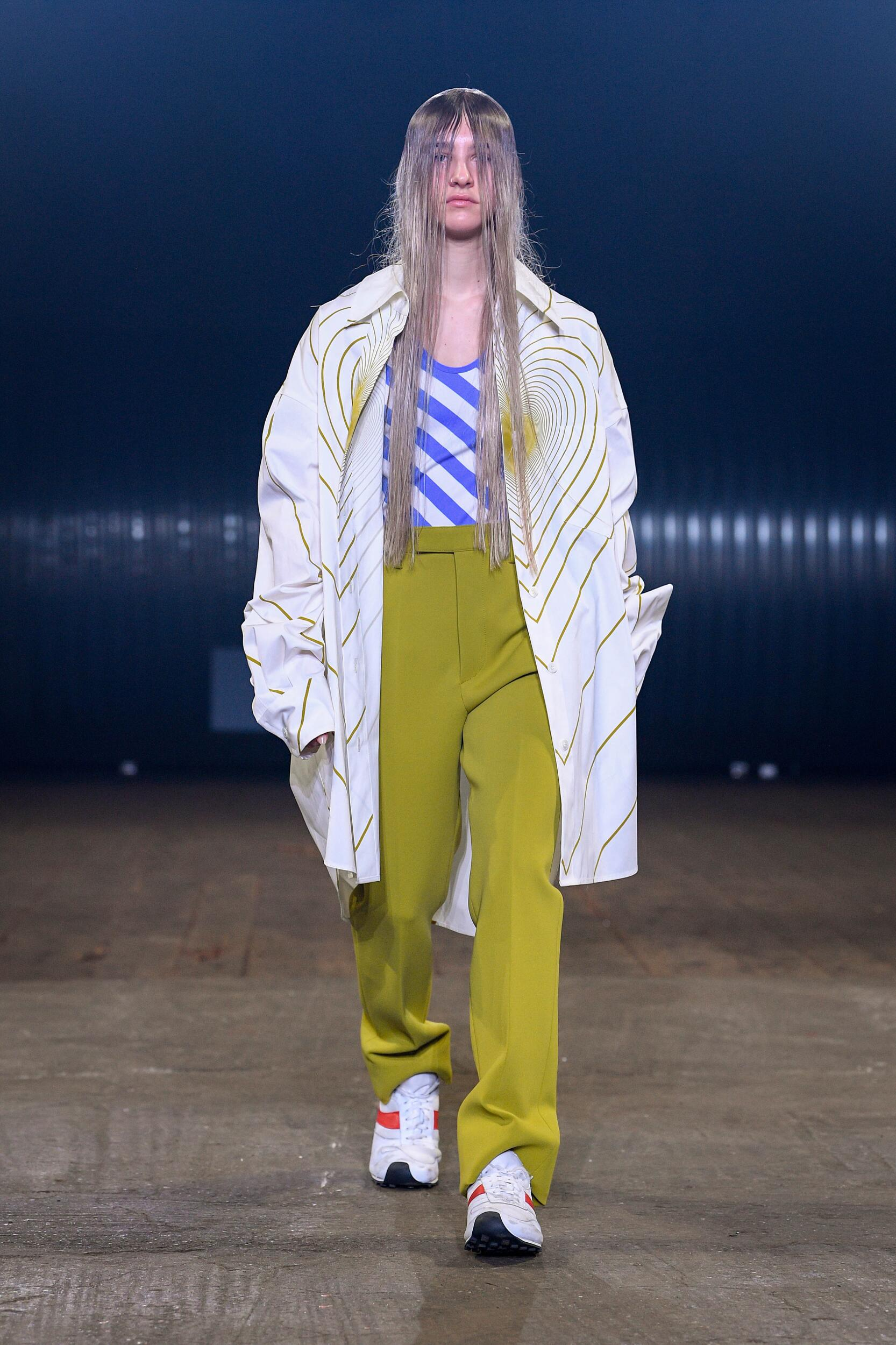 2020 Catwalk Marni Winter
