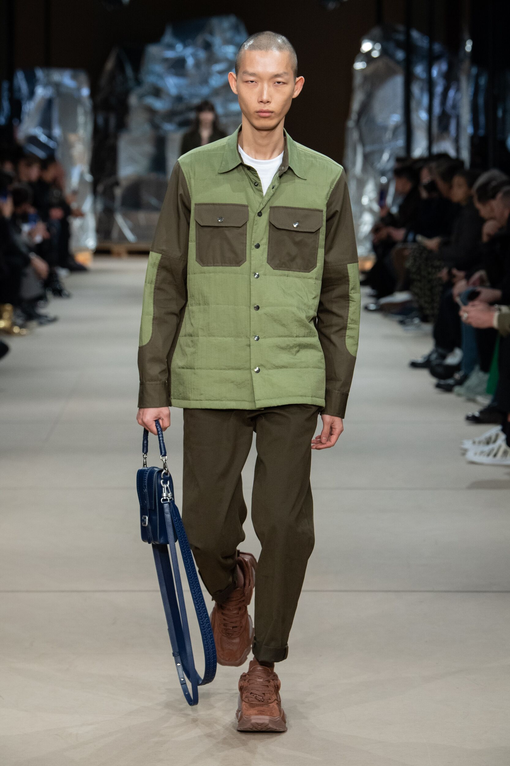 2020 Catwalk Neil Barrett Man Fashion Show Winter
