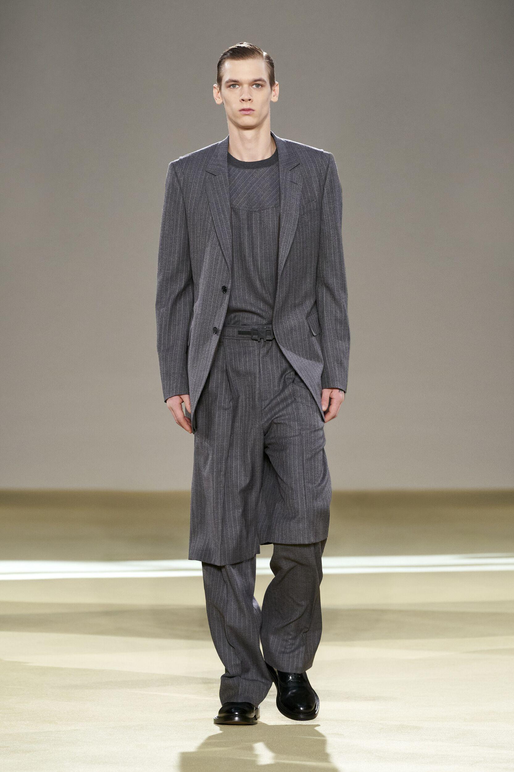 2020 Catwalk Salvatore Ferragamo Man Fashion Show Winter