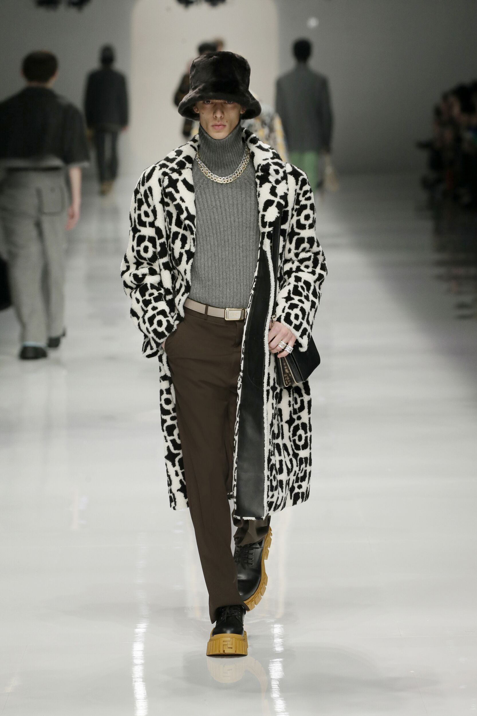 2020 Fendi Fall Catwalk